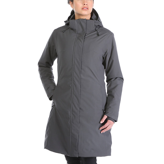 Moosejaw Women's Longer Mt Elliott Insulated Waterproof Parka