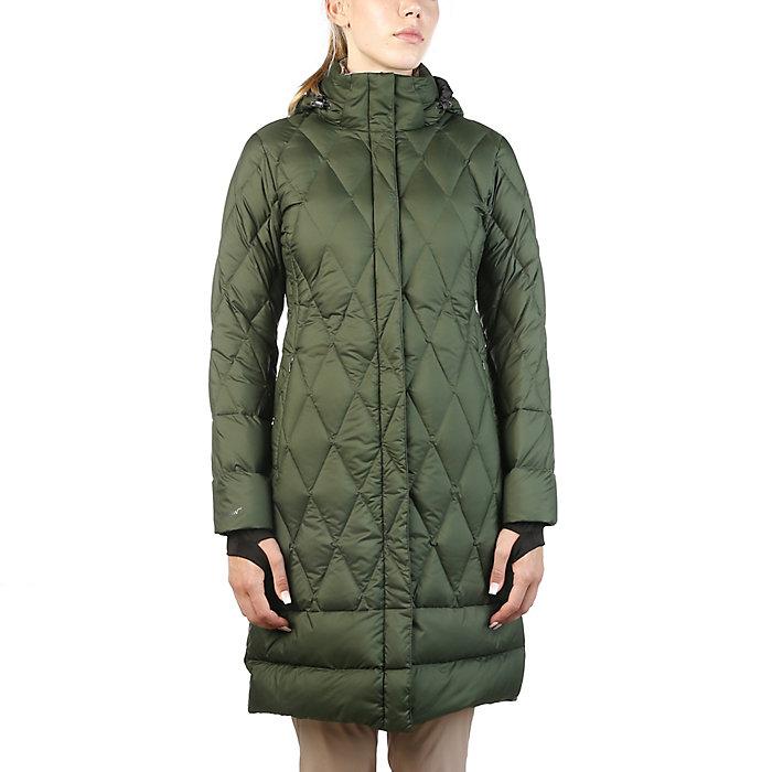 Moosejaw Women's Woodward Longer Down Jacket