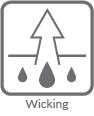 Moisture Wicking Materials
