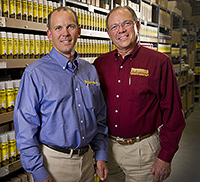 Pete & Frank Brownell