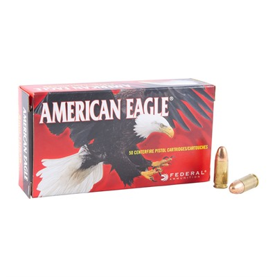 Federal American Eagle Subsonic FMJ