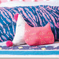 How To Make A Cat, Triangle and Lumbar Knit Pillows