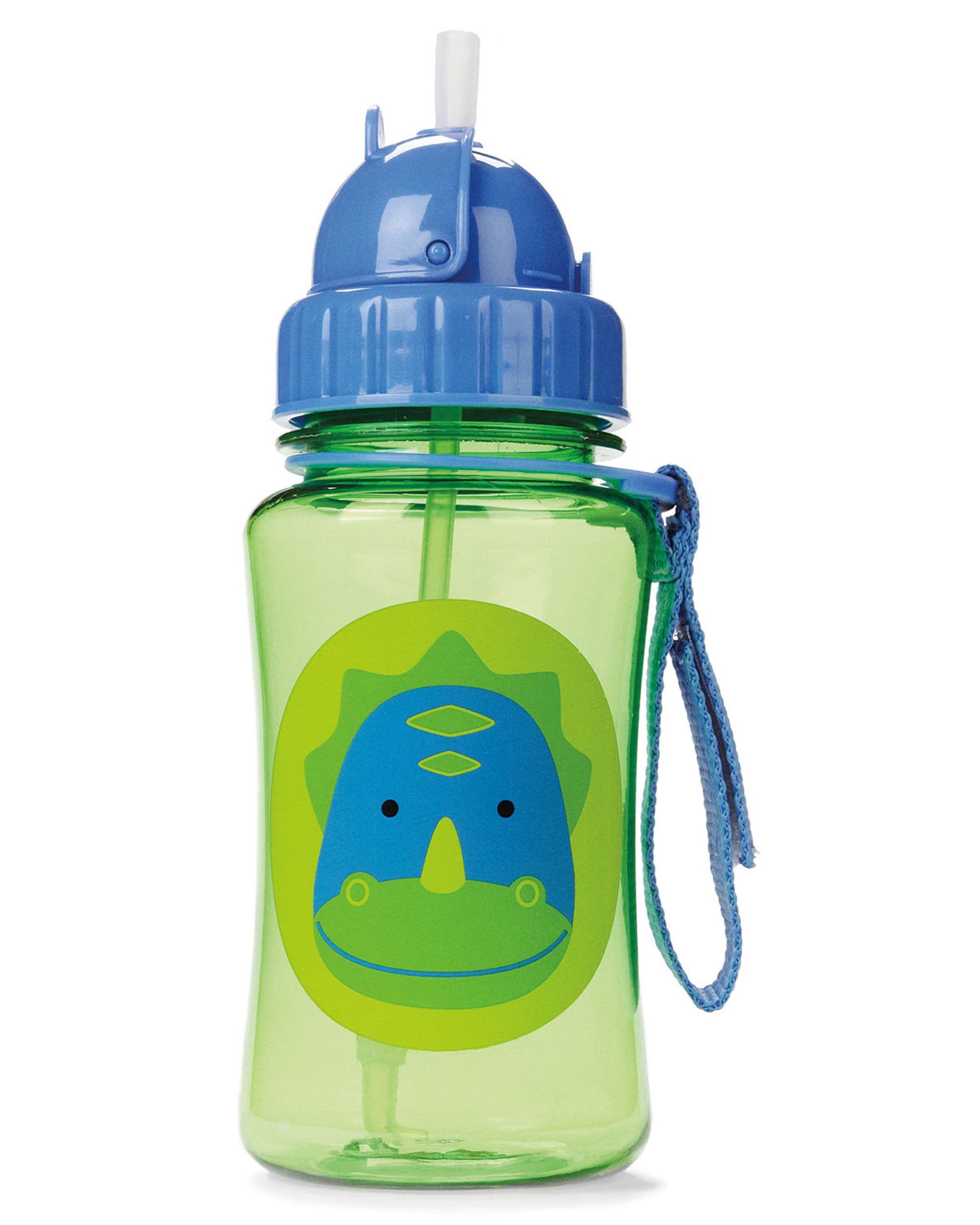 Carters ZOO Straw Bottle ? 12 oz