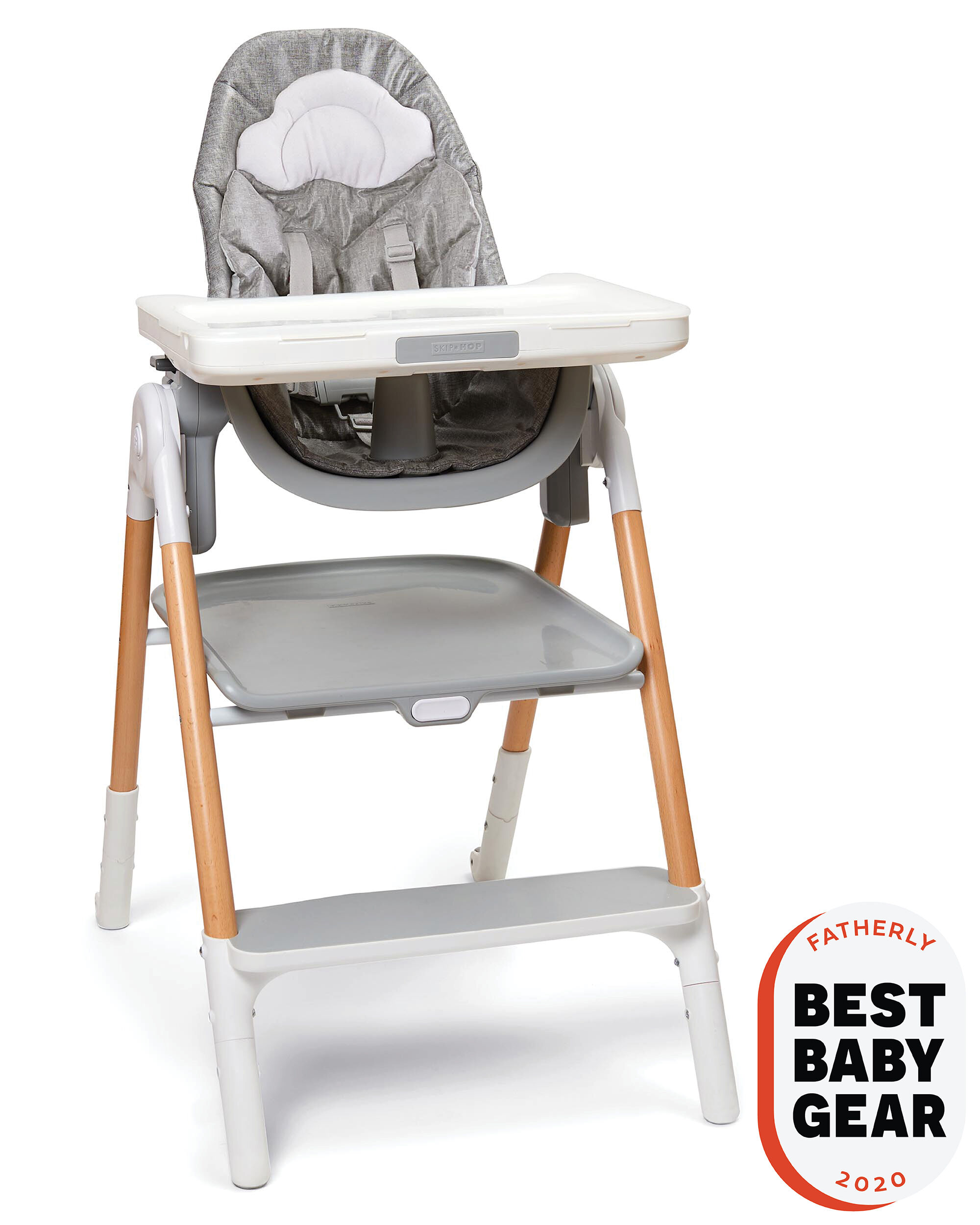 Carters Sit-To-Step High Chair