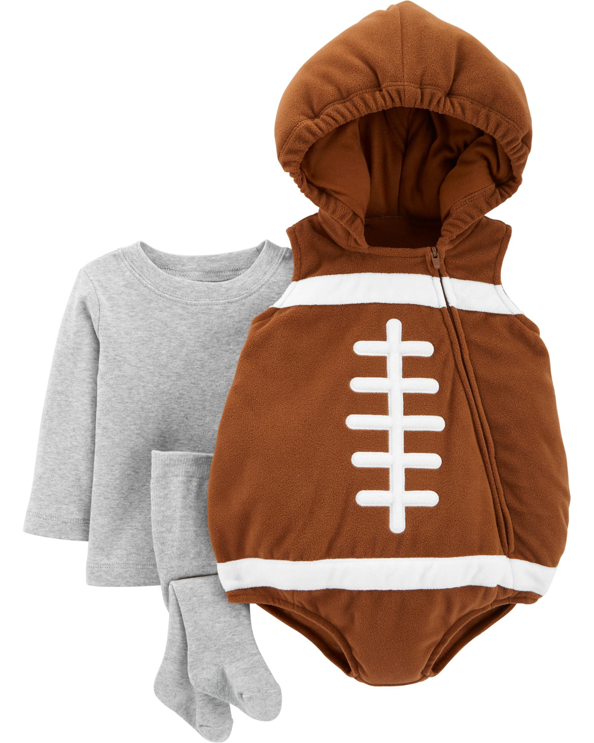 Carters Little Football Halloween Costume