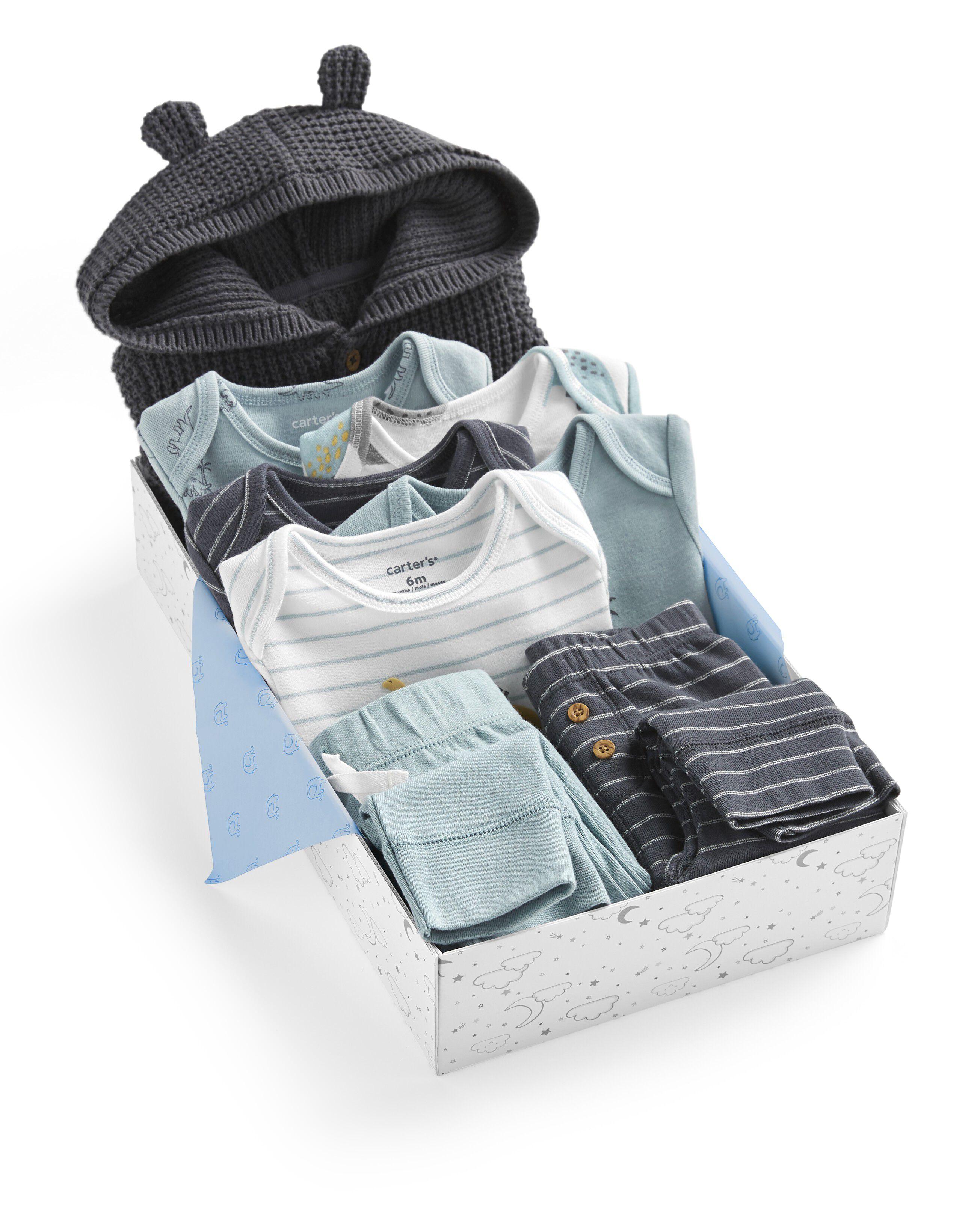 Carters 8-Pack Baby Bundle