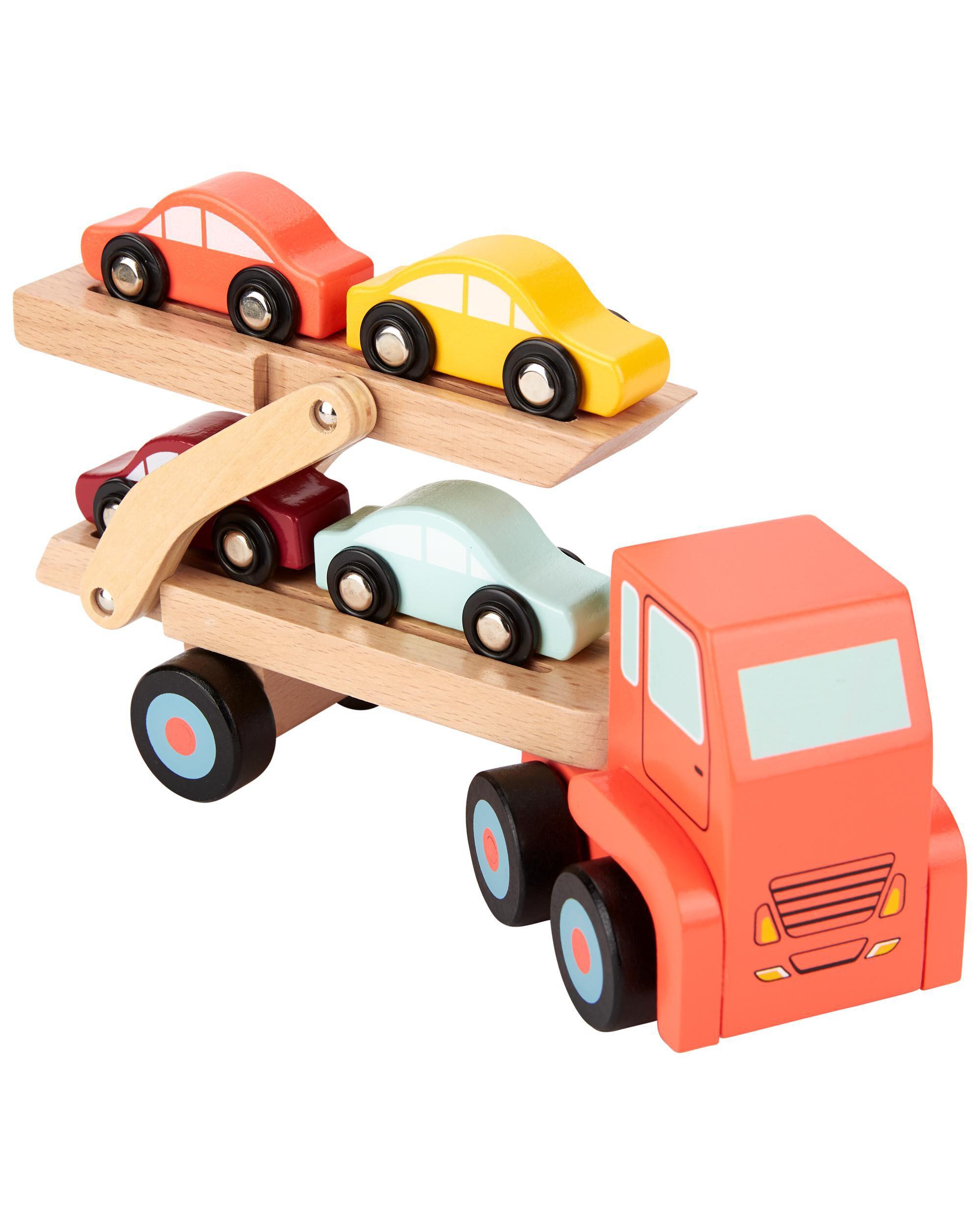 Carters Wooden Car Carrier