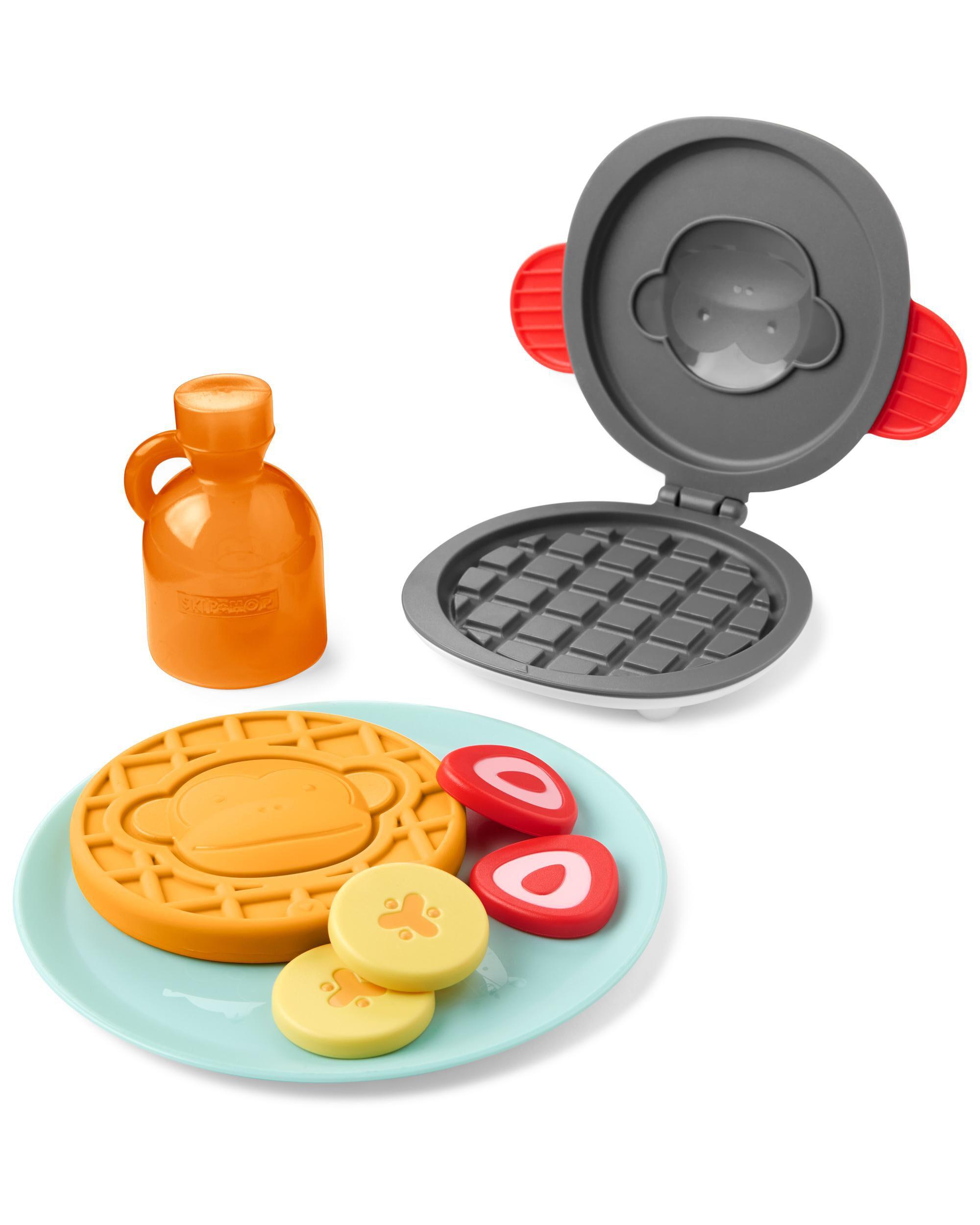 Carters ZOO Waffle-y Fun Set