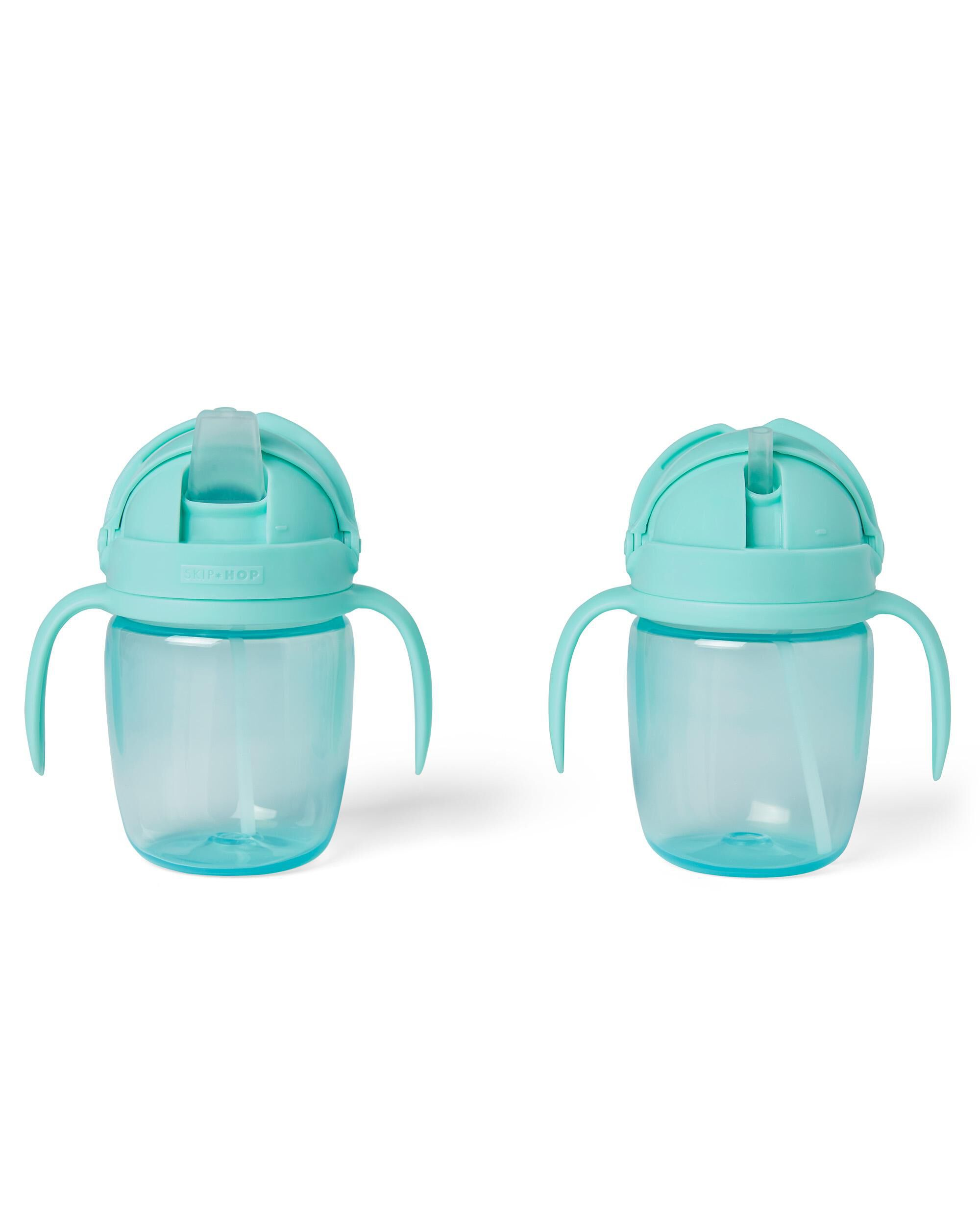 Carters Sip-To-Straw Cups