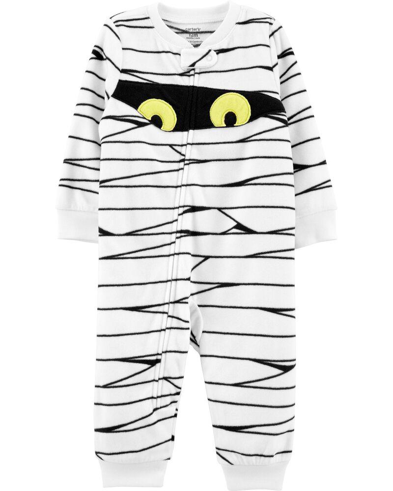 Halloween Baby Pajamas at Carters will Keep Baby Comfy