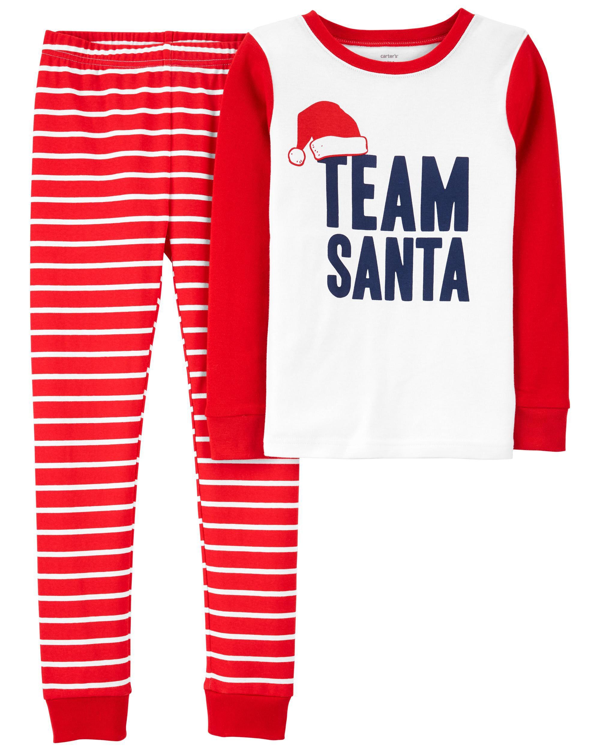2-Piece Team Santa 100% Snug Fit Co...