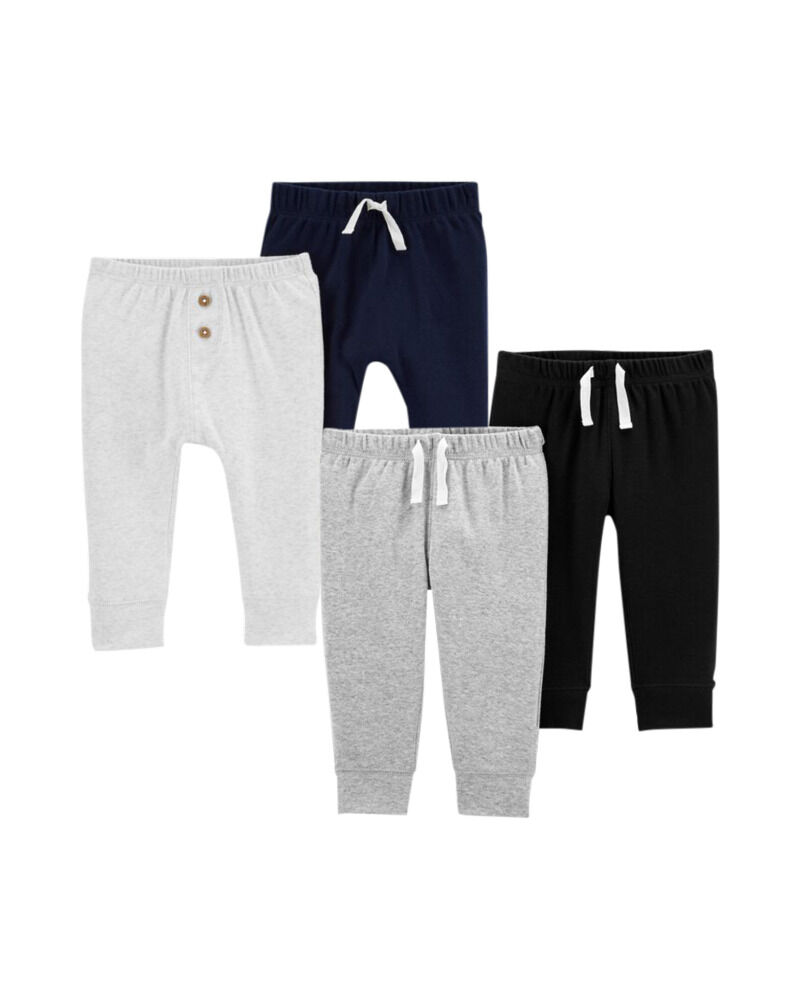 Carters 4-pack Cotton Pant
