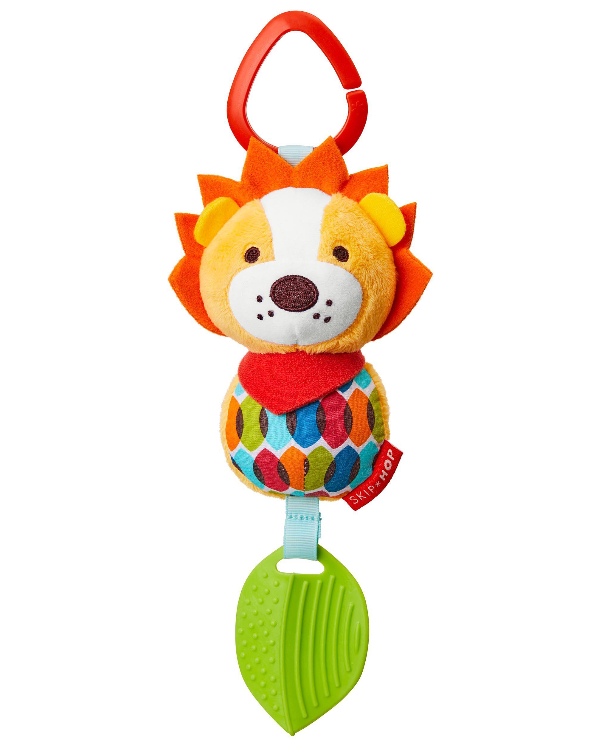 Carters Bandana Buddies Chime & Teethe Toy