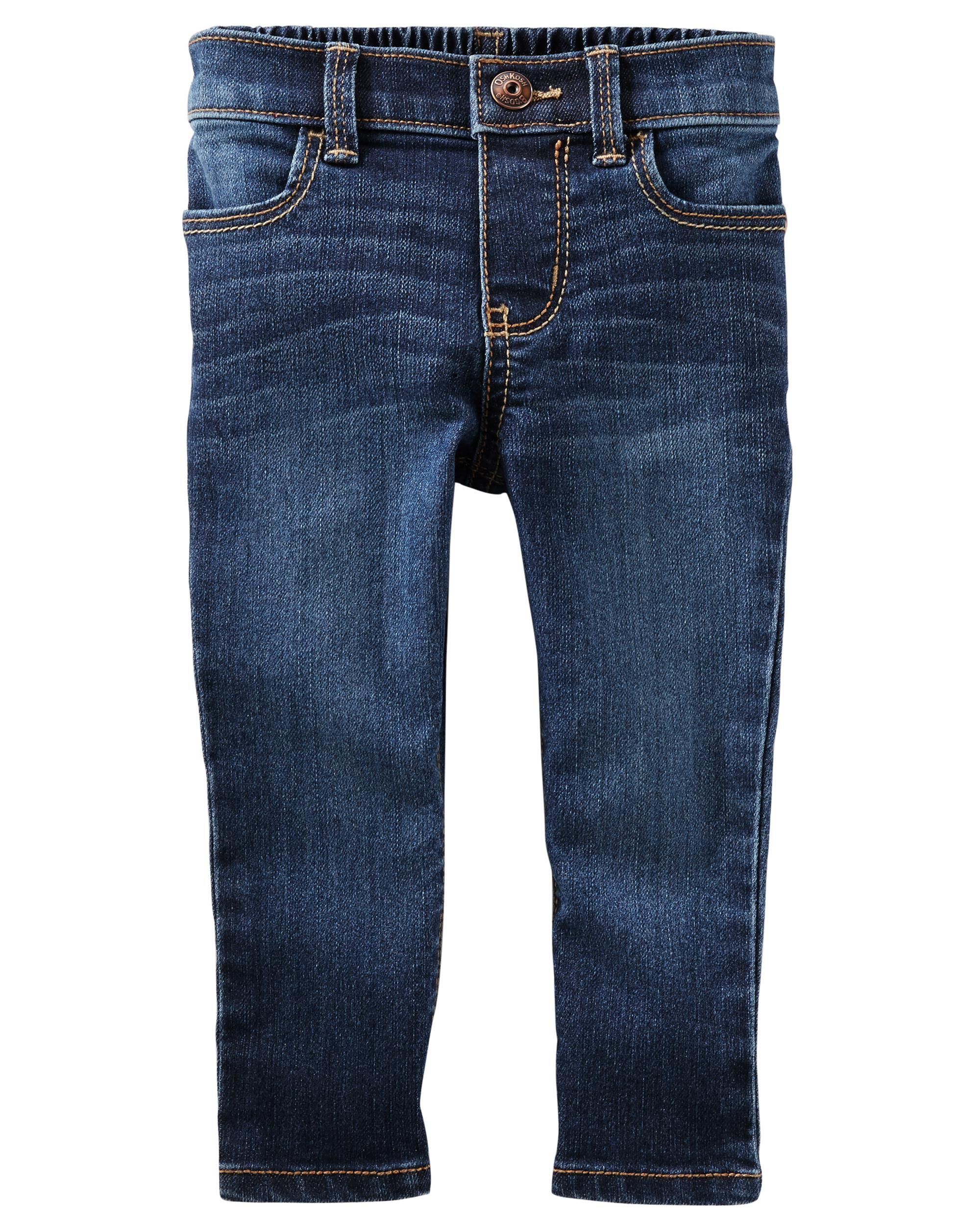 Carters Super Skinny Jeans - Marine Blue Wash