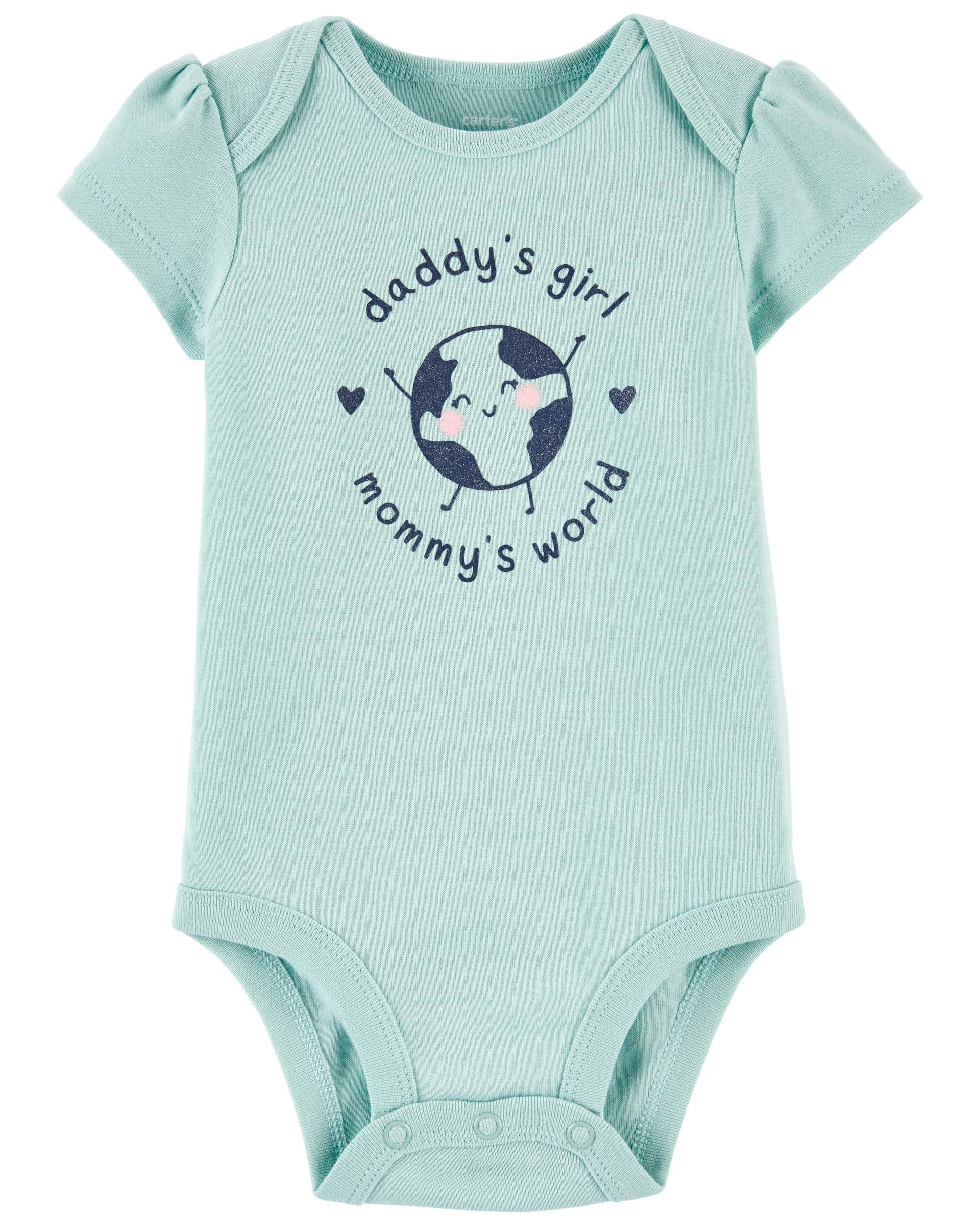 Carters Daddys Girl Original Bodysuit