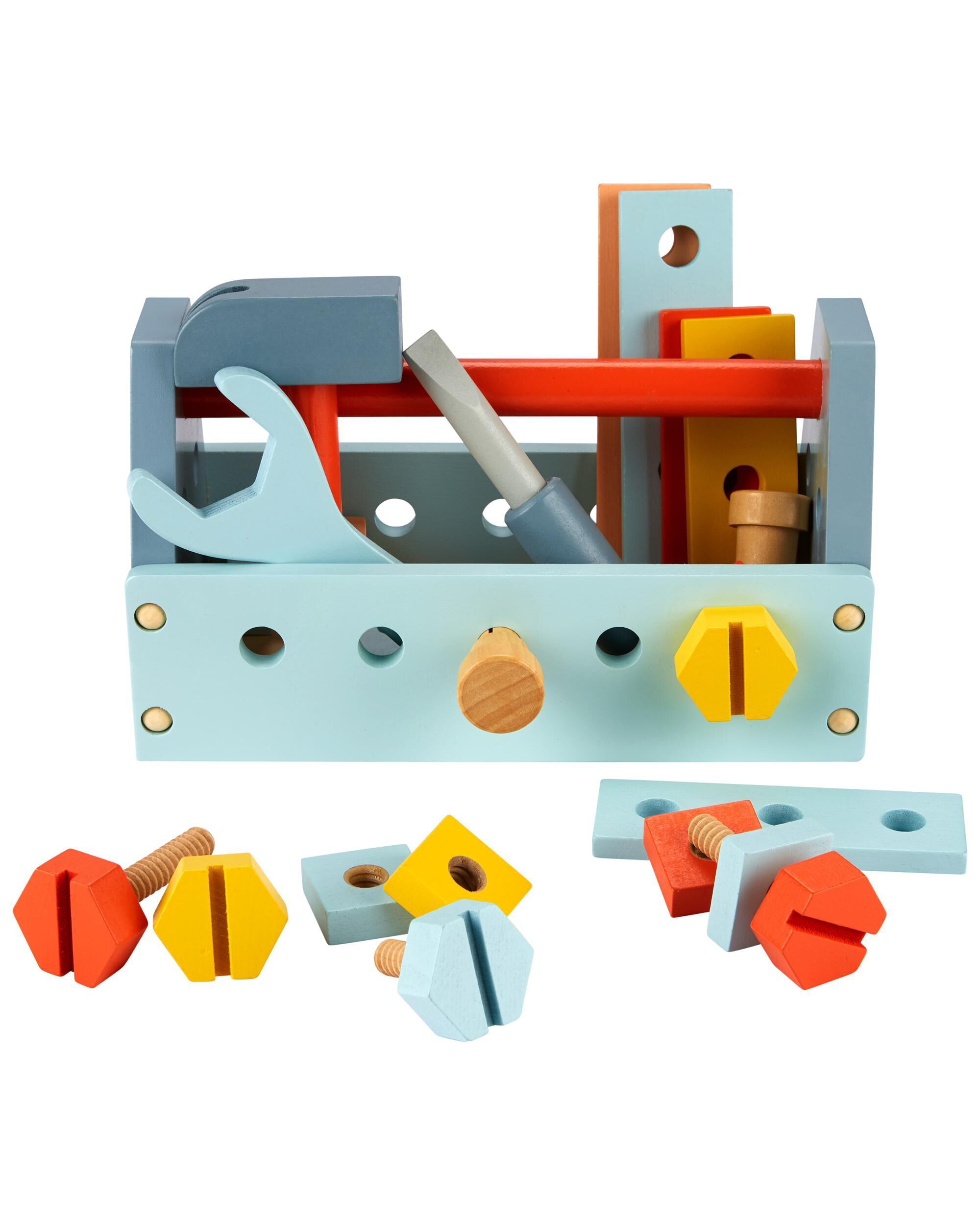 Carters Wooden Tool Set