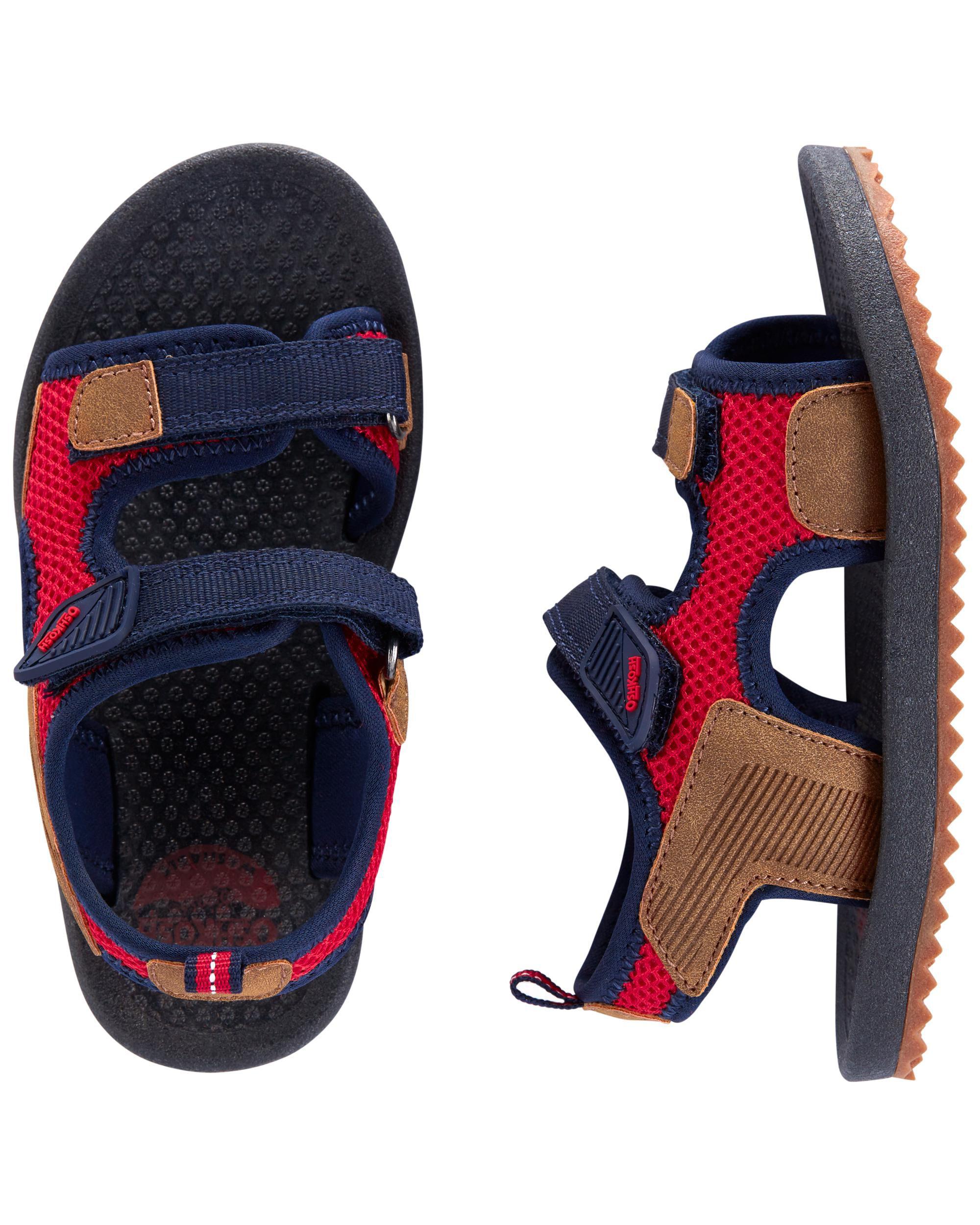 Carters Colorblock Sandals