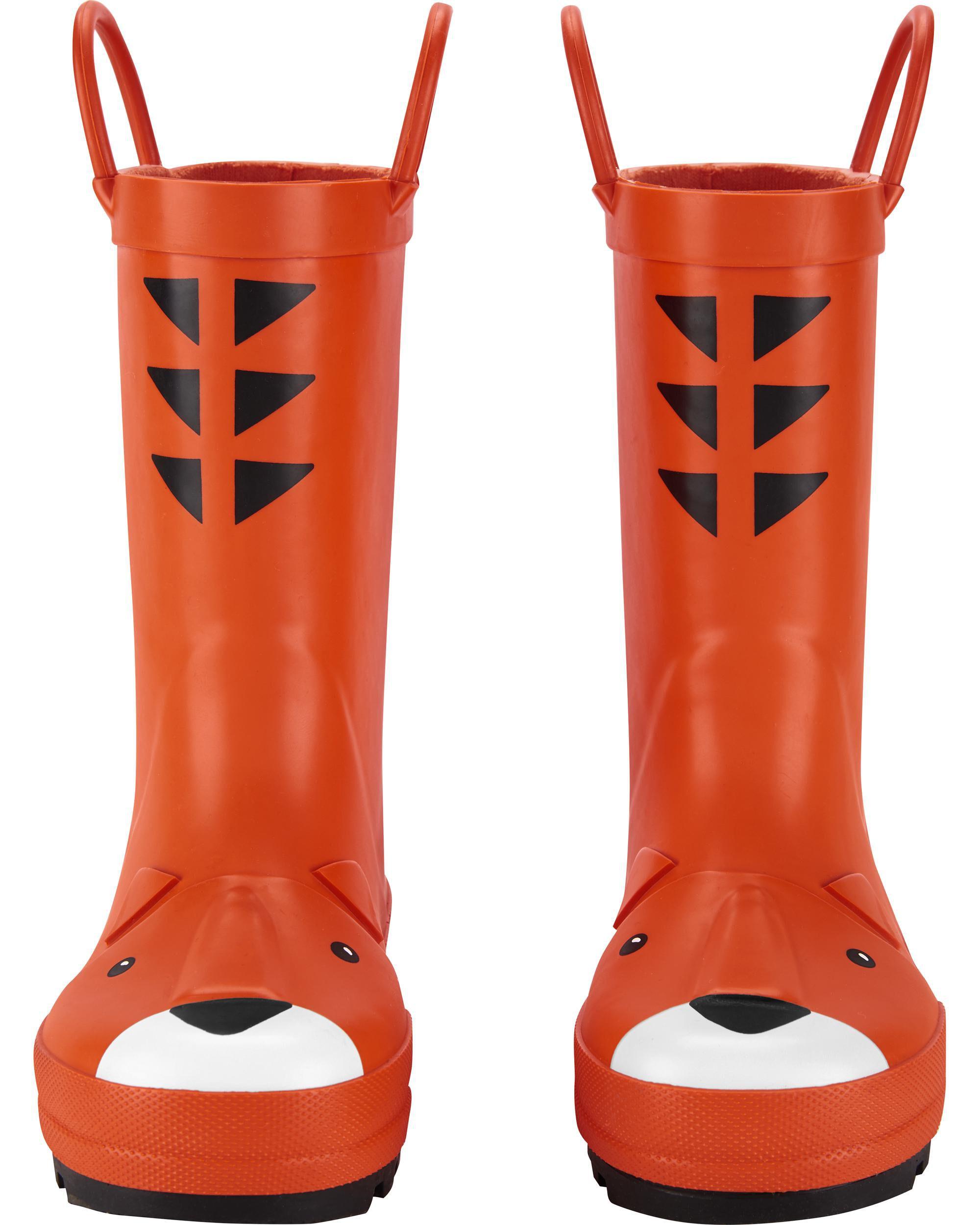 Carters Tiger Rain Boots