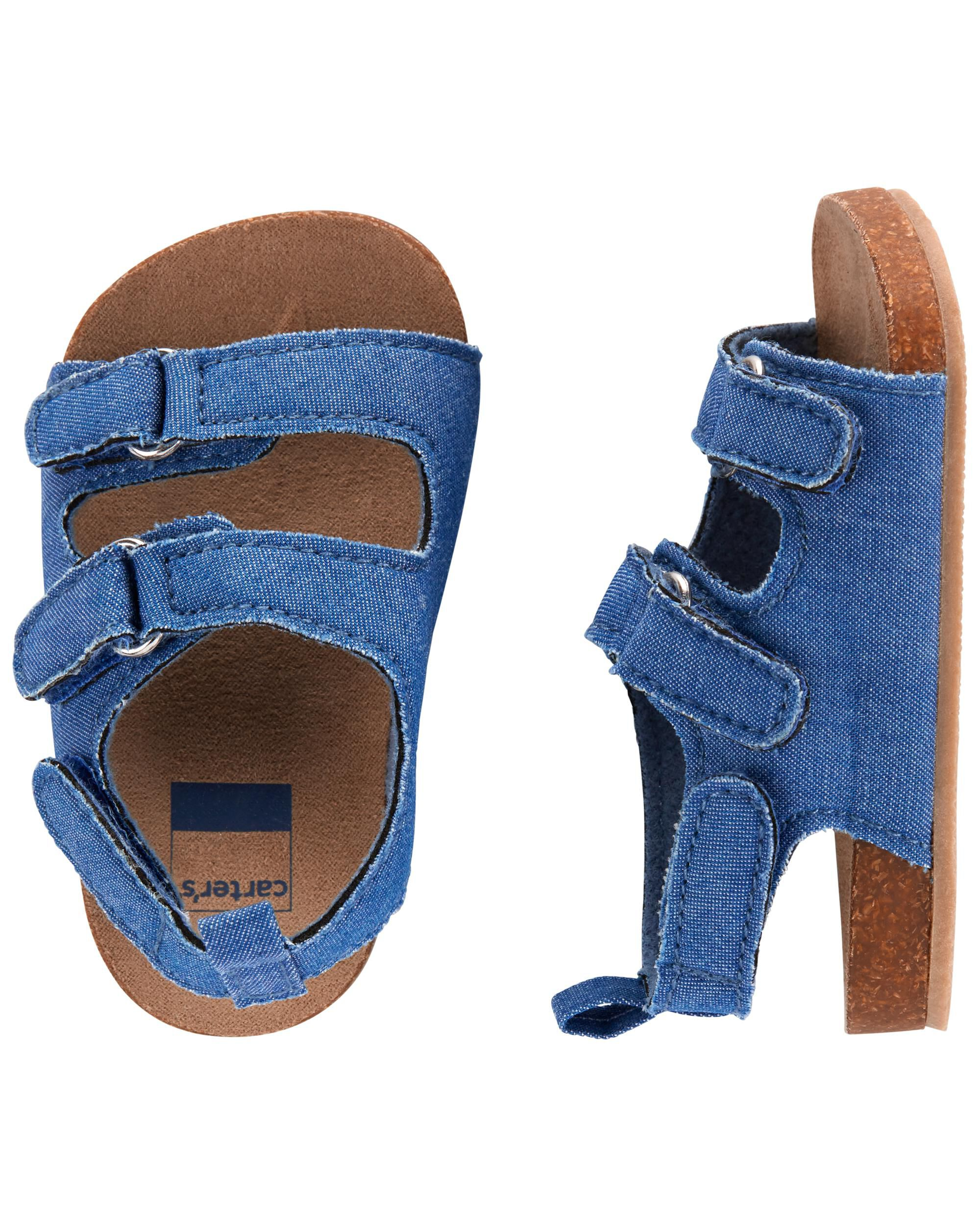 Carters Cork Sandal Baby Shoes
