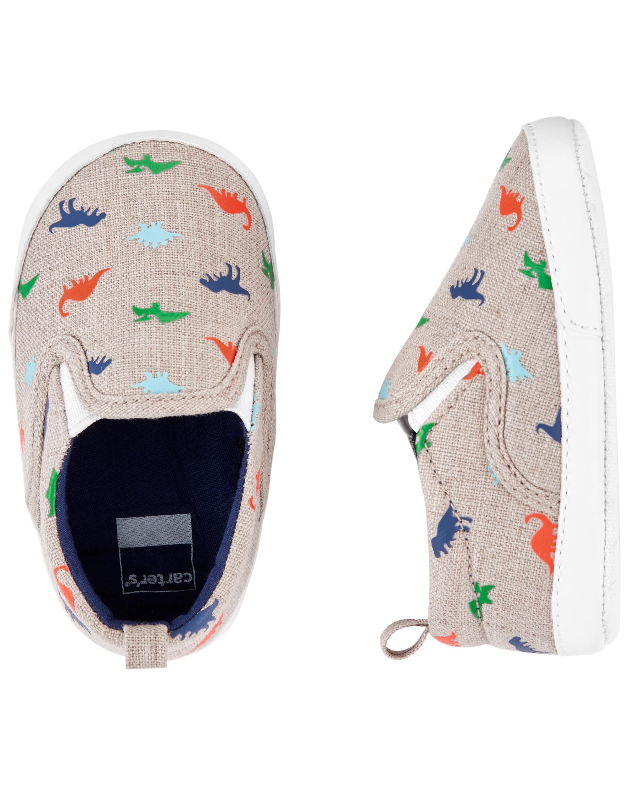 Carters Slip-On Baby Shoes