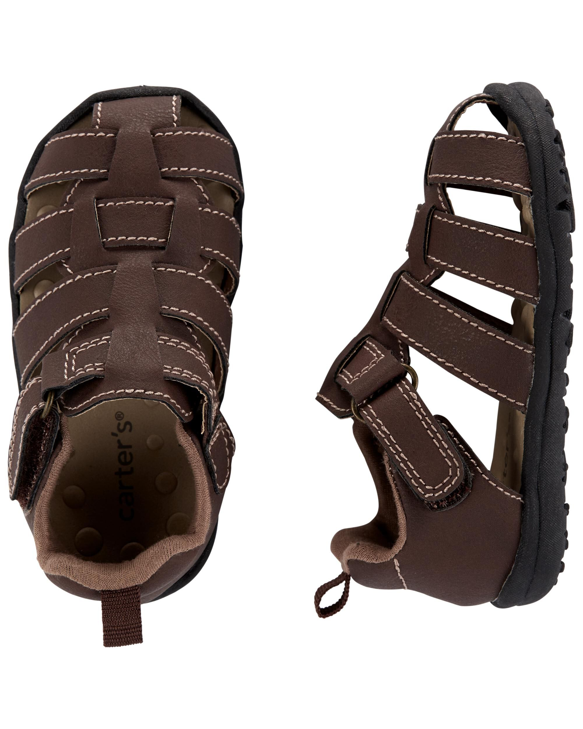 Carters Every Step Fisherman Sandals