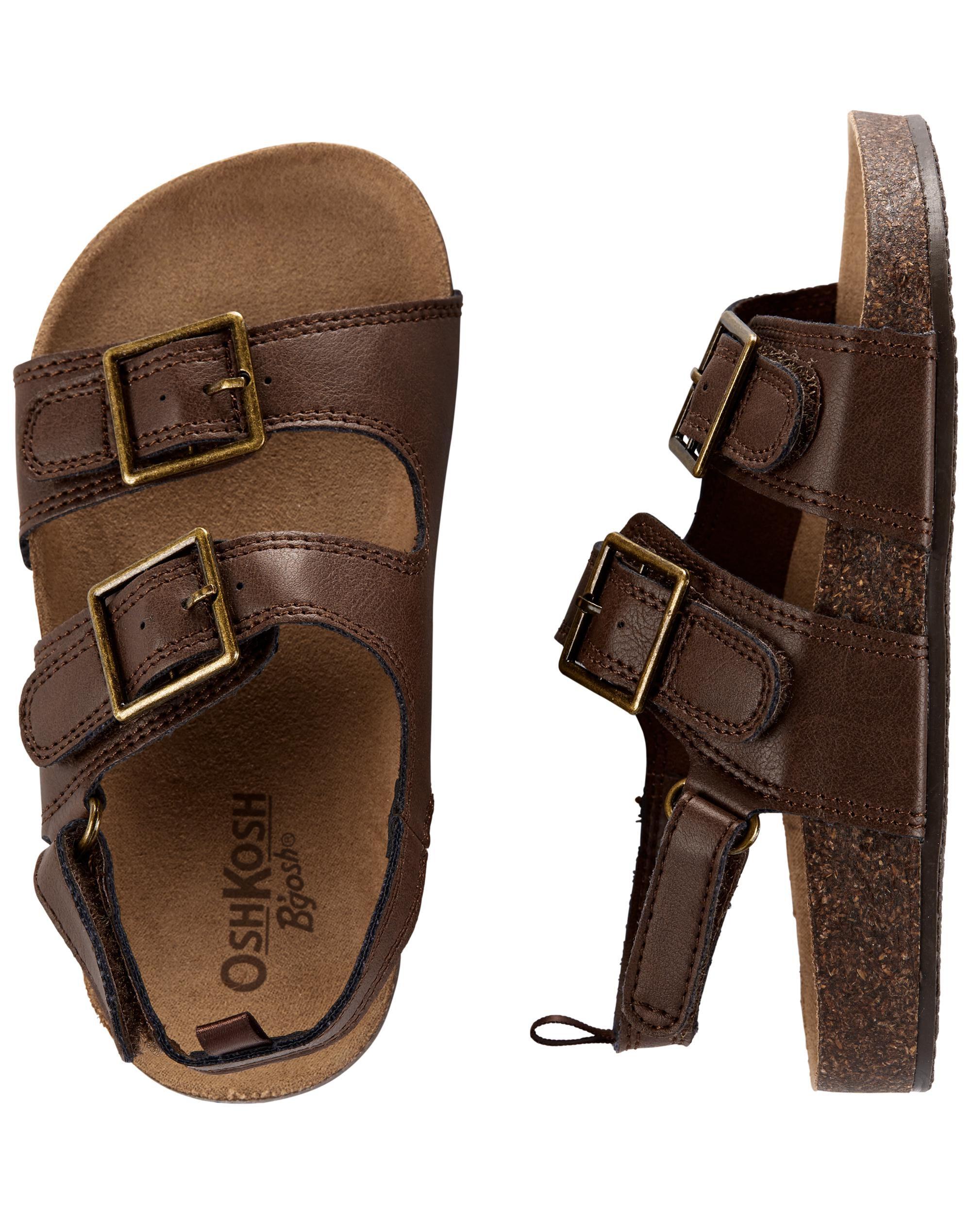 Carters Buckle Sandals