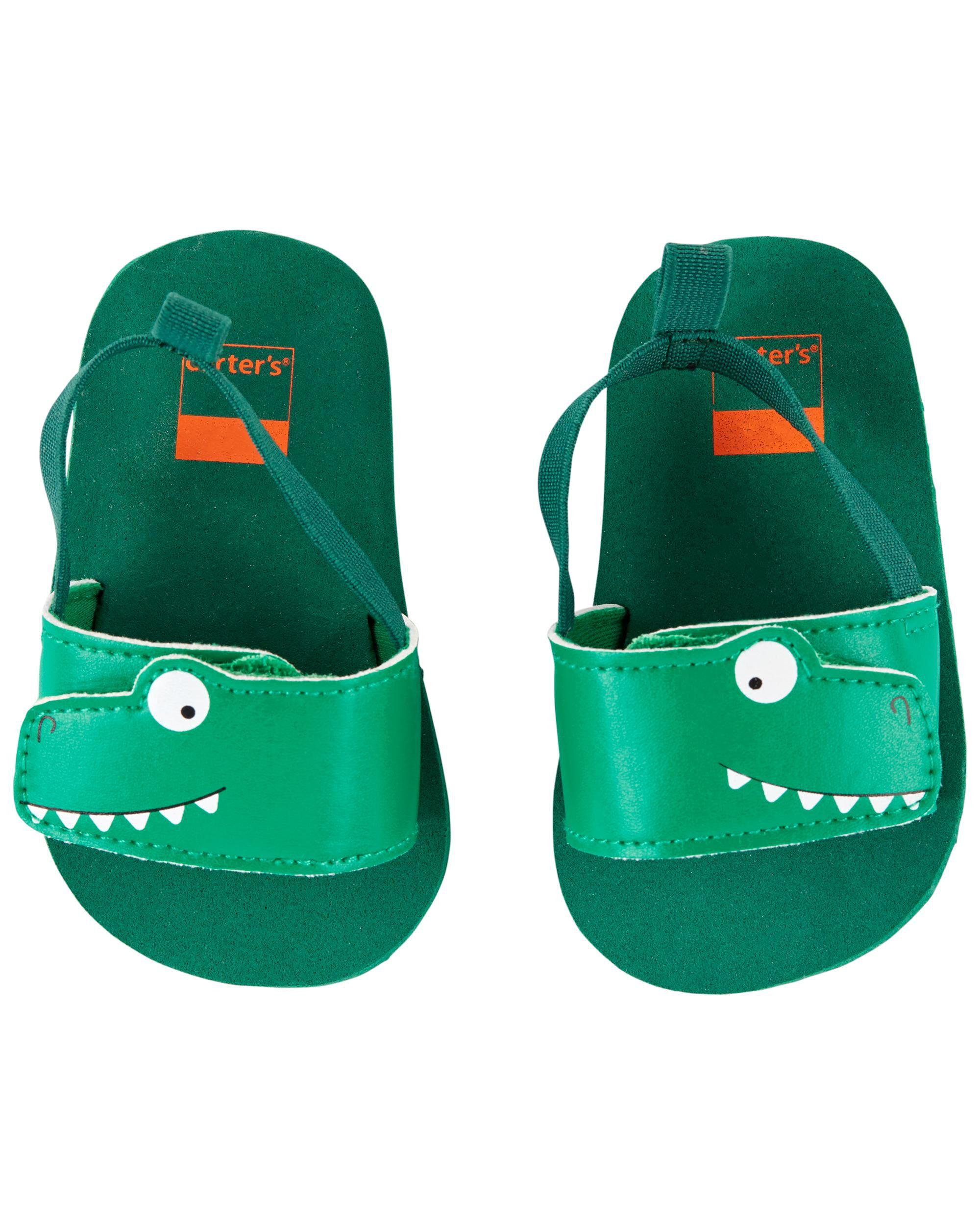 Carters Dinosaur Slides