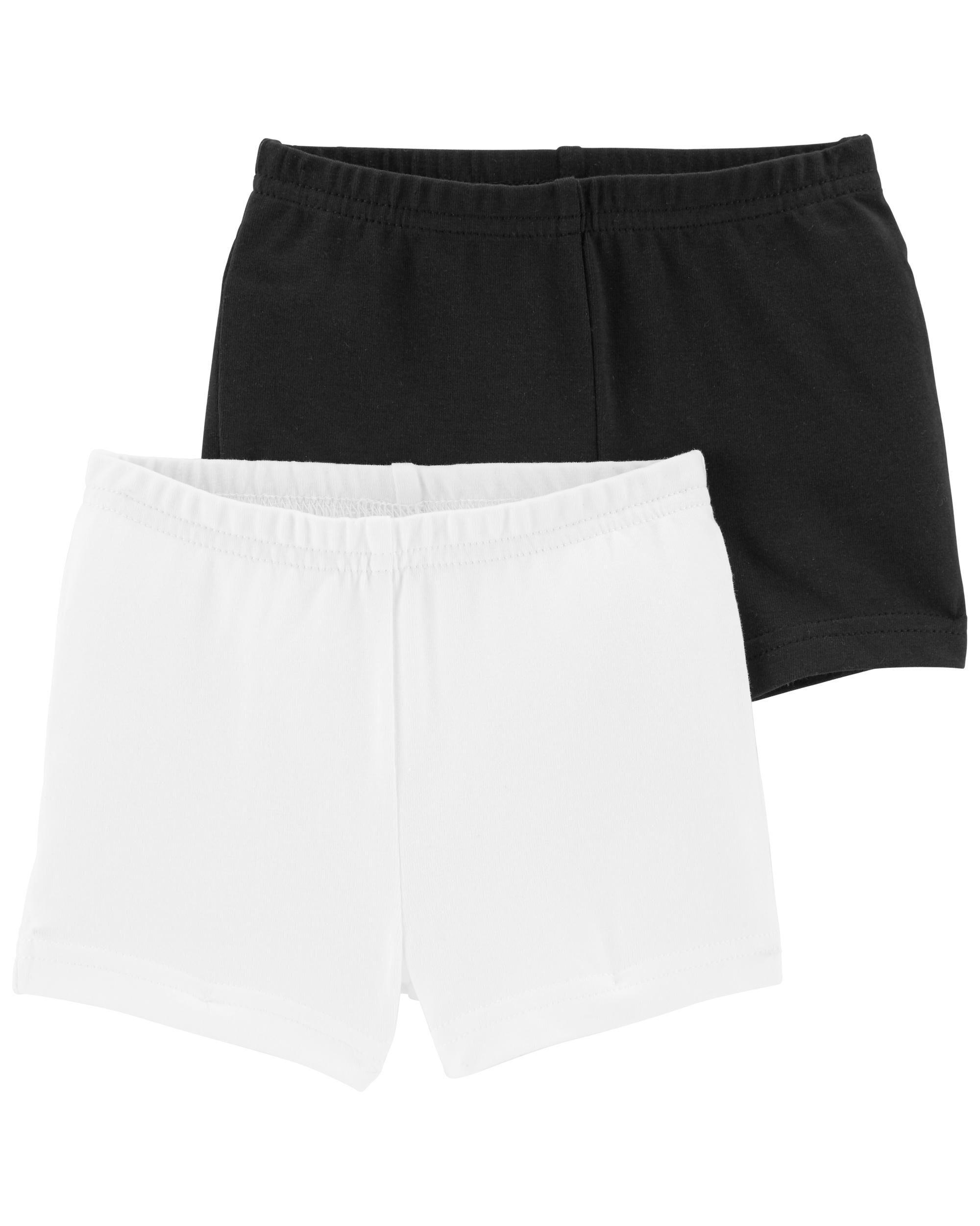 Carters 2-Pack Tumbling Shorts