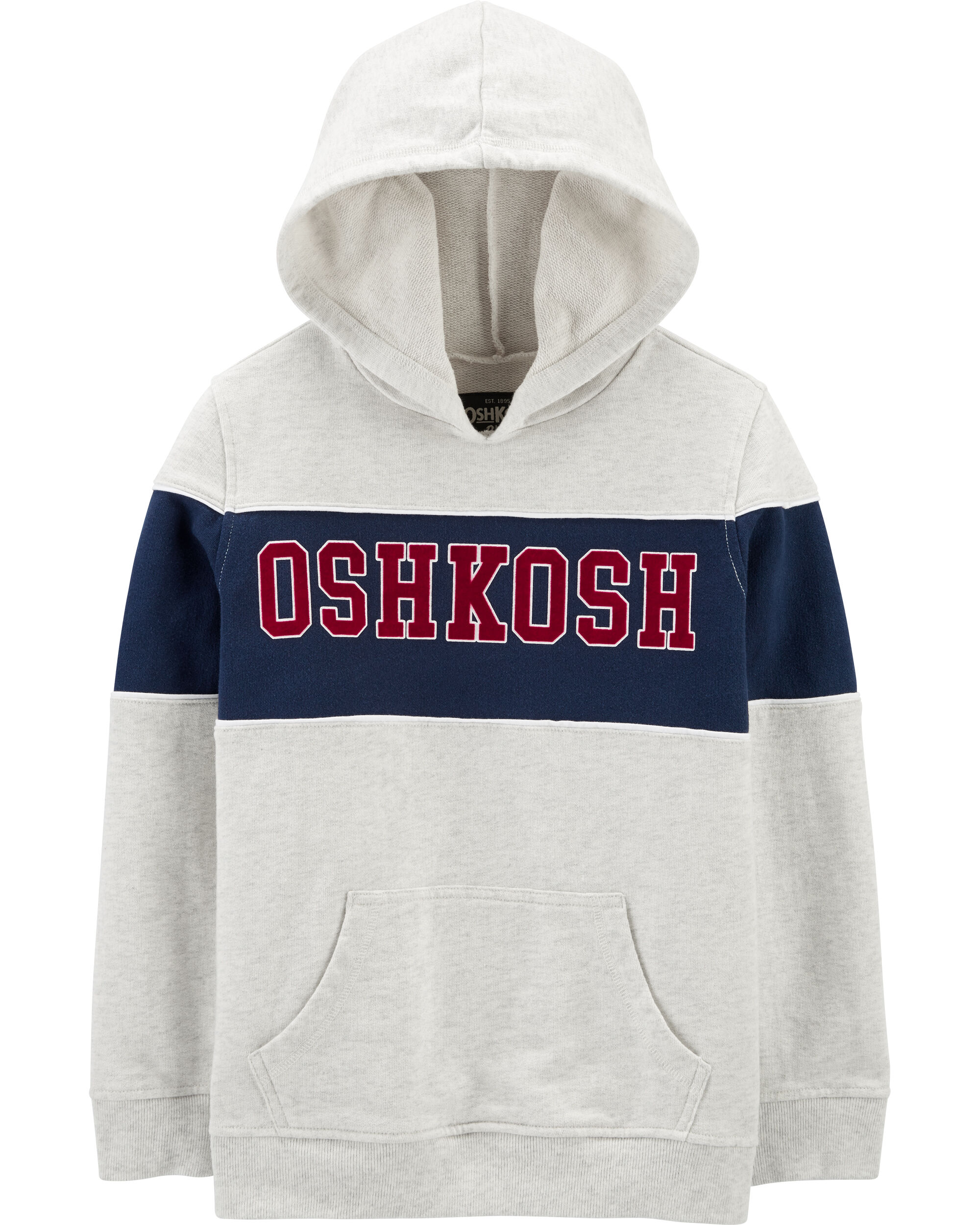 *Clearance*  French Terry Logo Hoodie