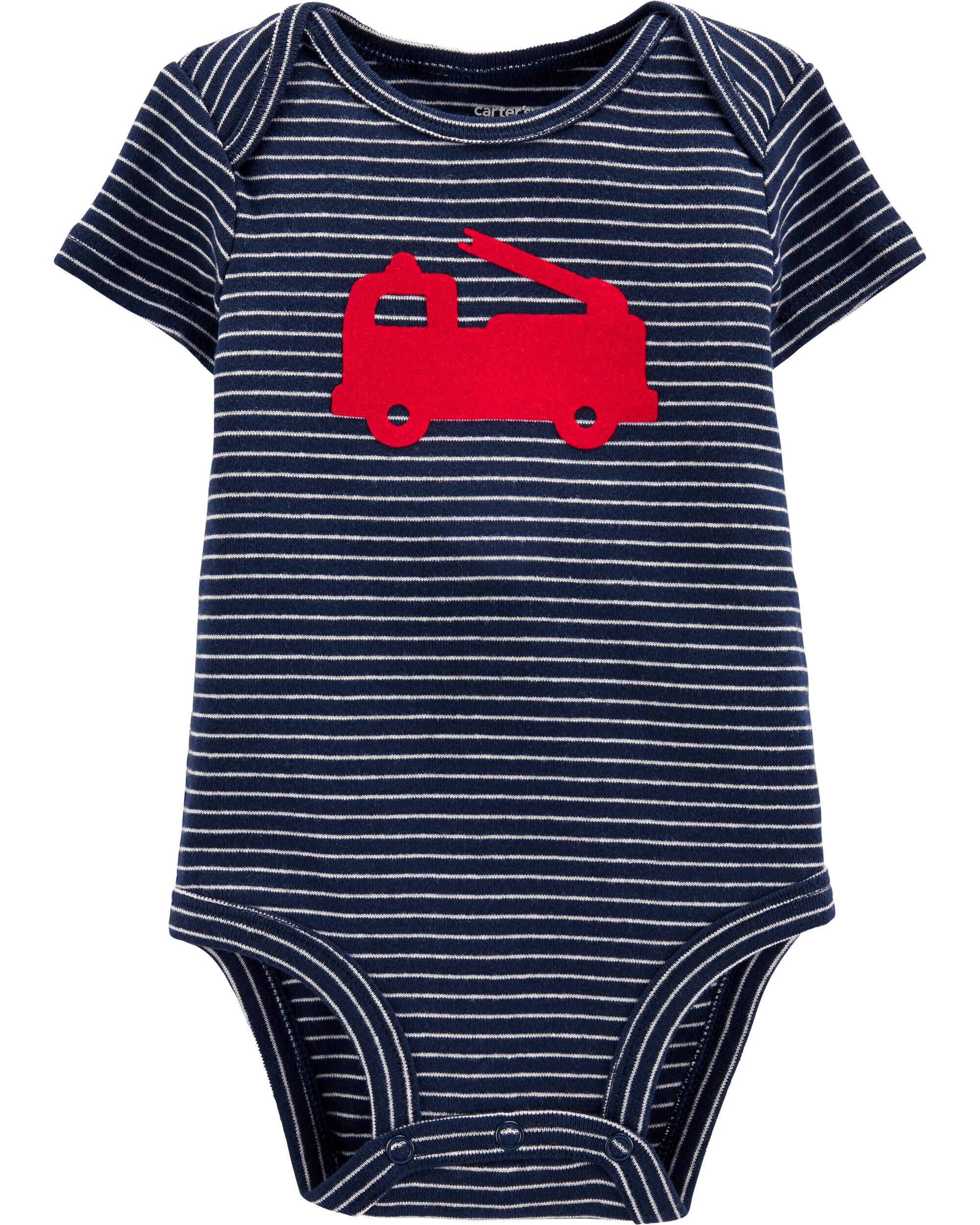 *Clearance*  Firetruck Collectible Bodysuit