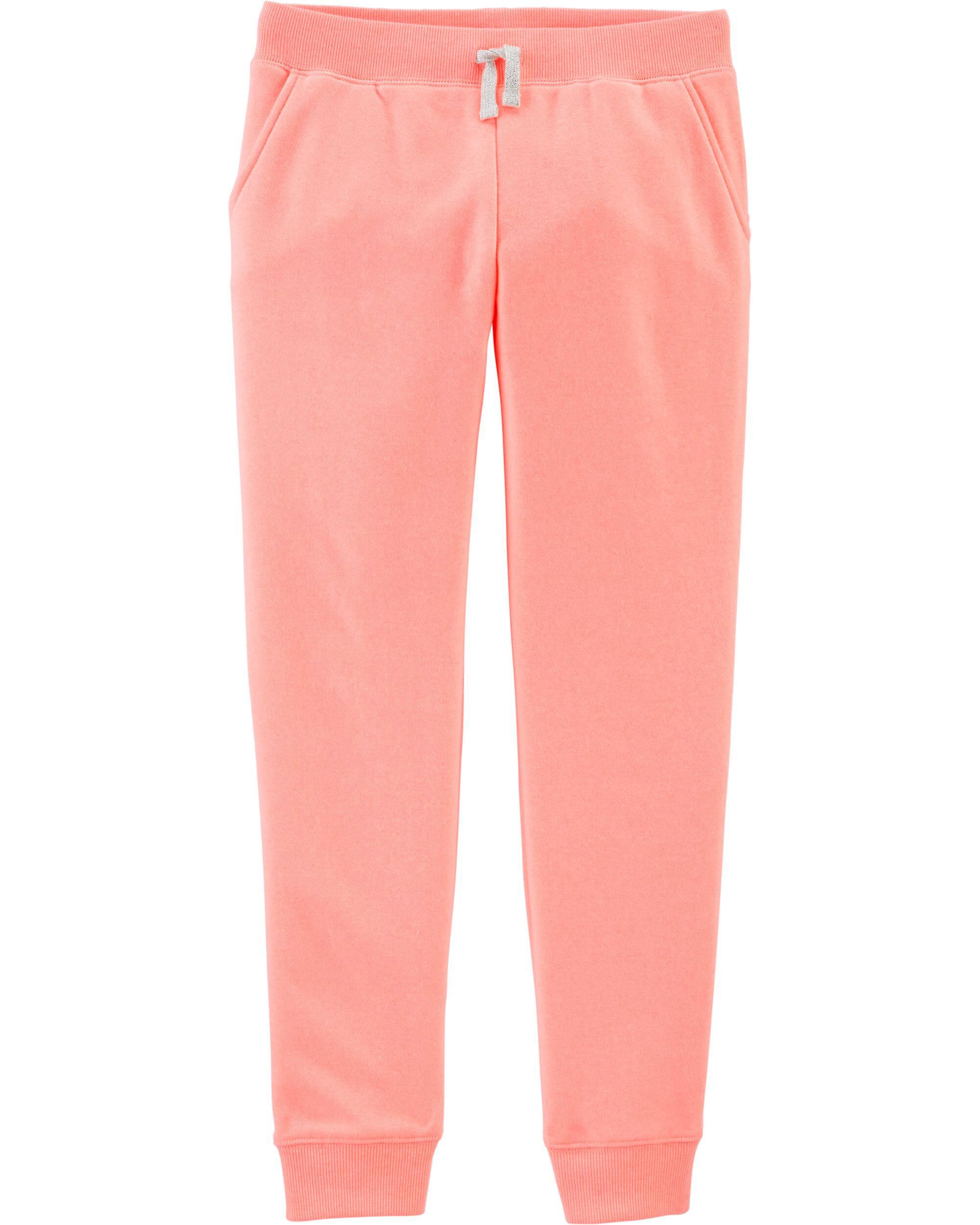 *Clearance*  Neon Fleece Pants