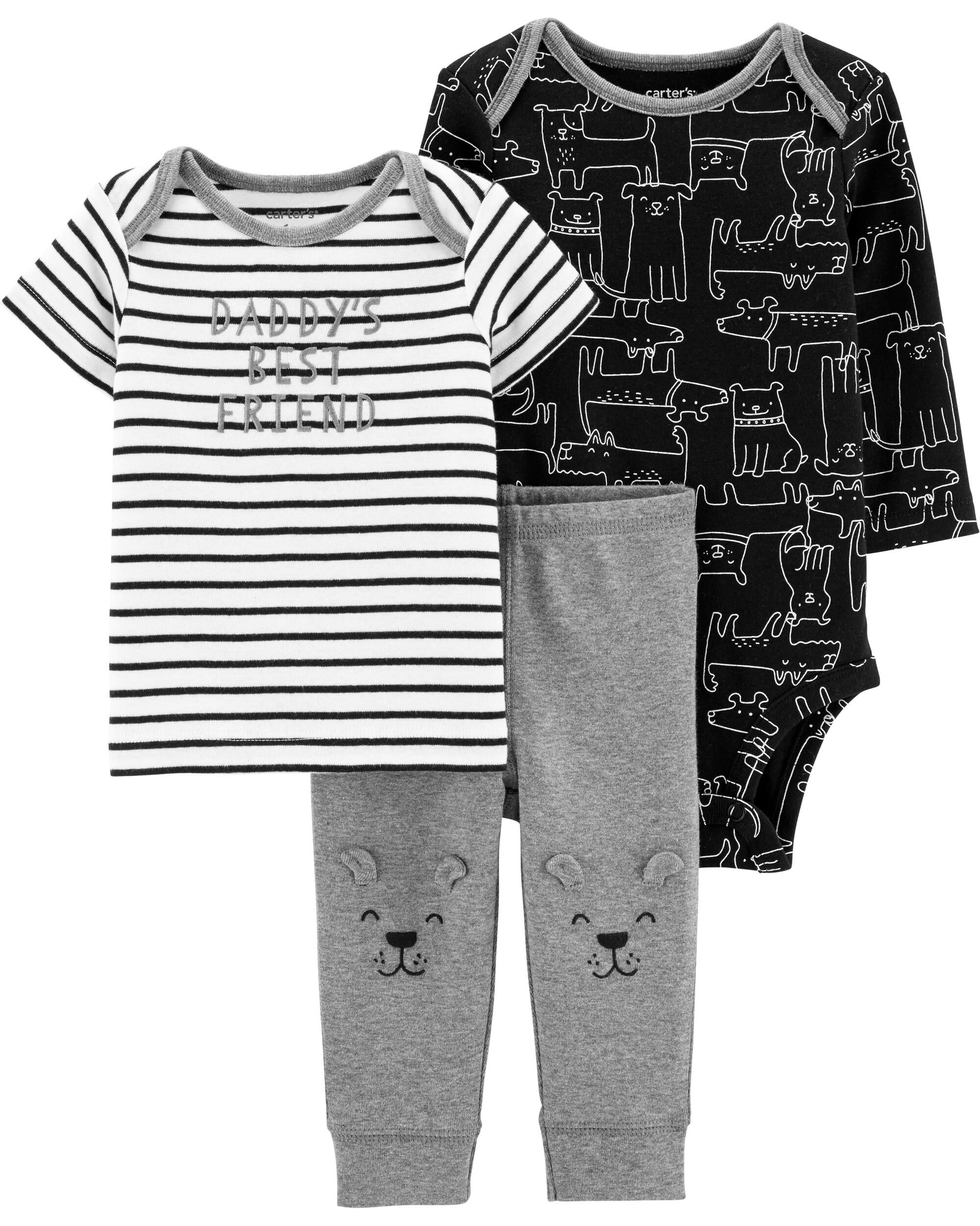 *Clearance*  3-Piece Dog Little Character Set