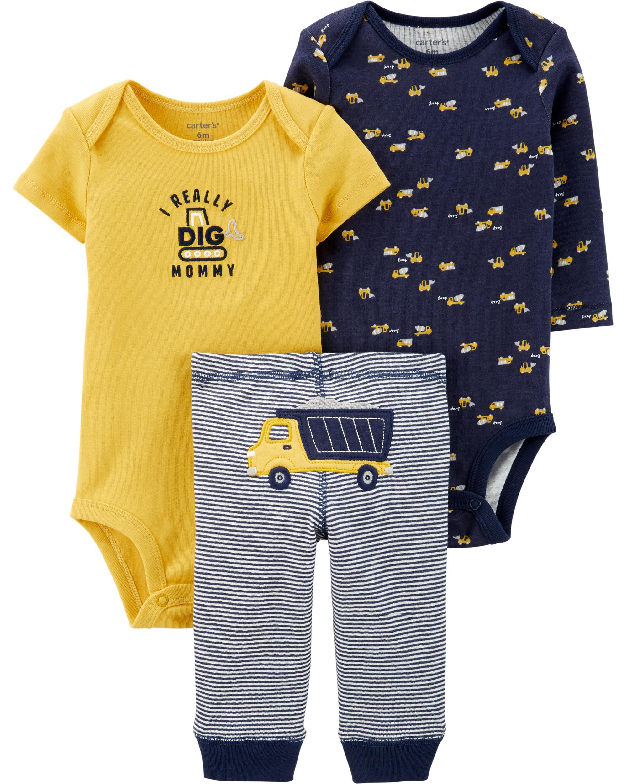 *Clearance*  3-Piece Construction Little Charact...