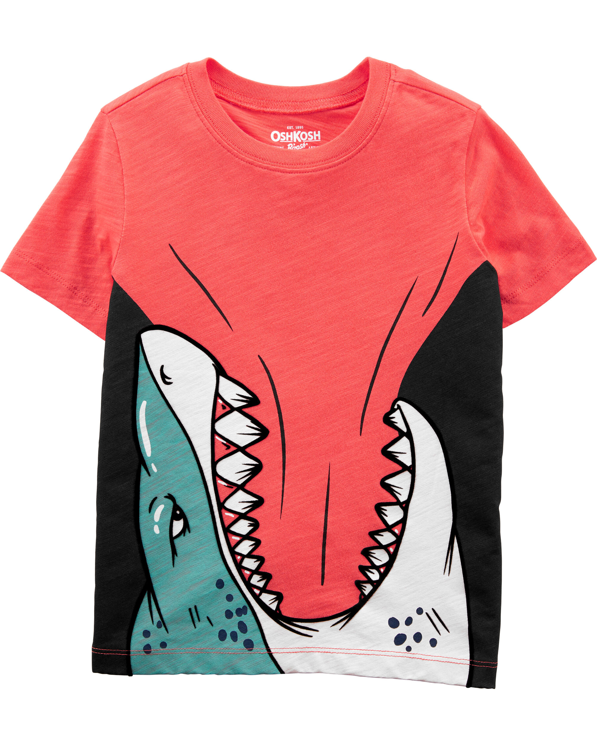 *Clearance*  Shark Chomp Tee
