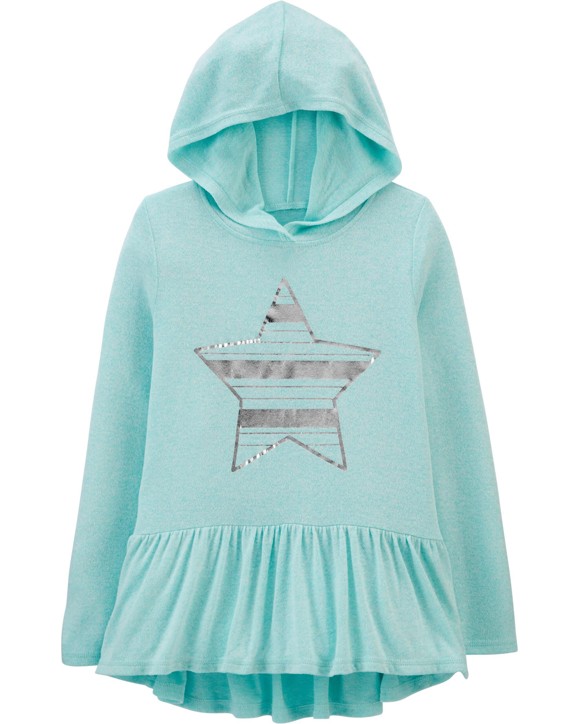 *Clearance*  Star Hooded Tunic