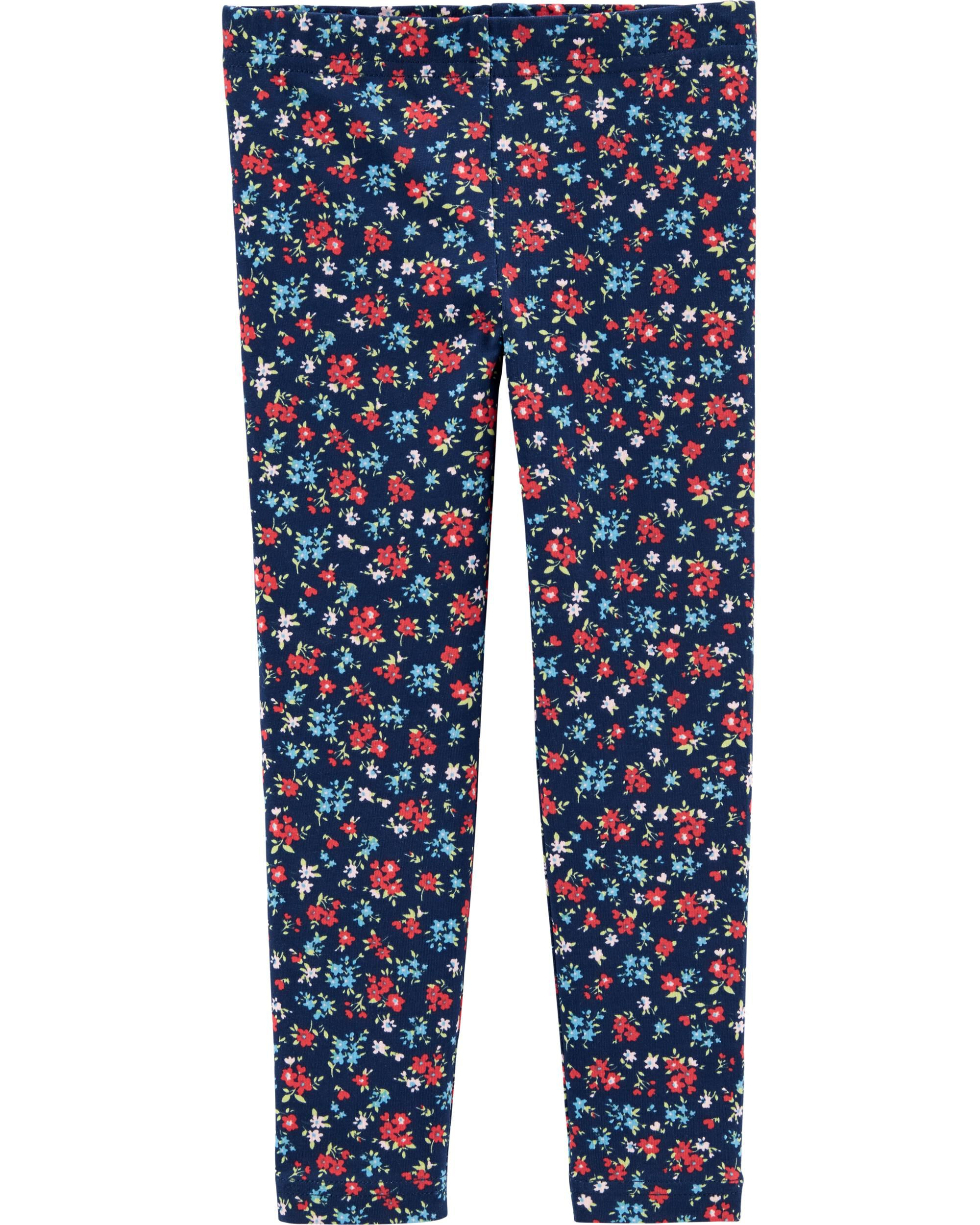 *Clearance*  Floral Leggings
