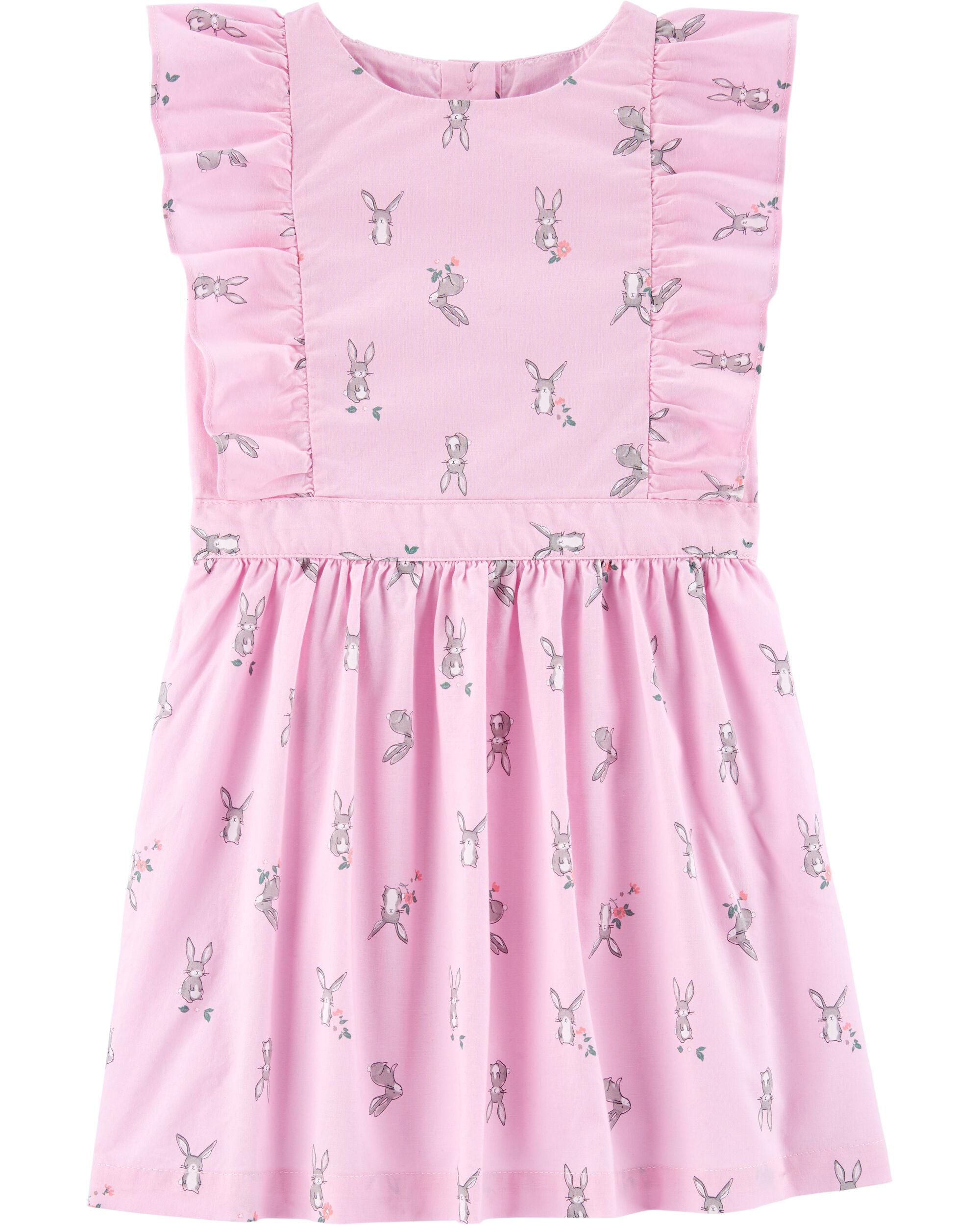 *Clearance*  Bunny Flutter Dress