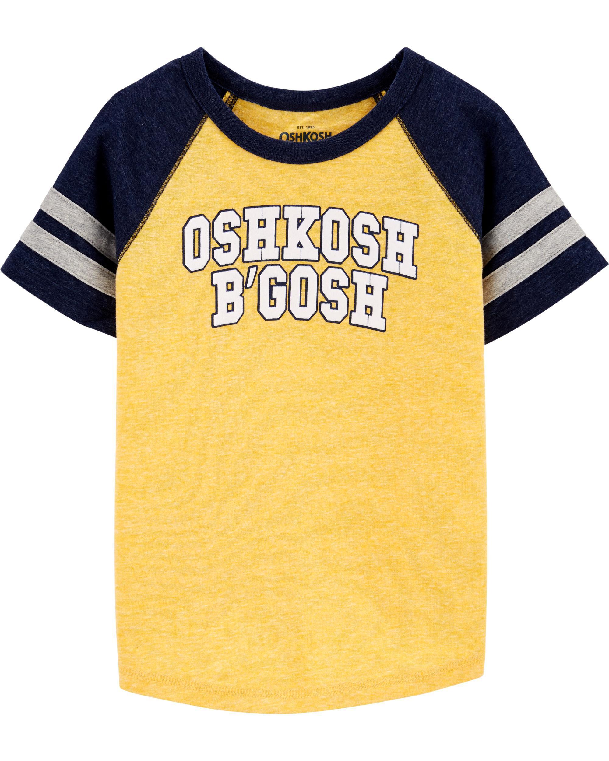 *Clearance*  OshKosh Logo Tee