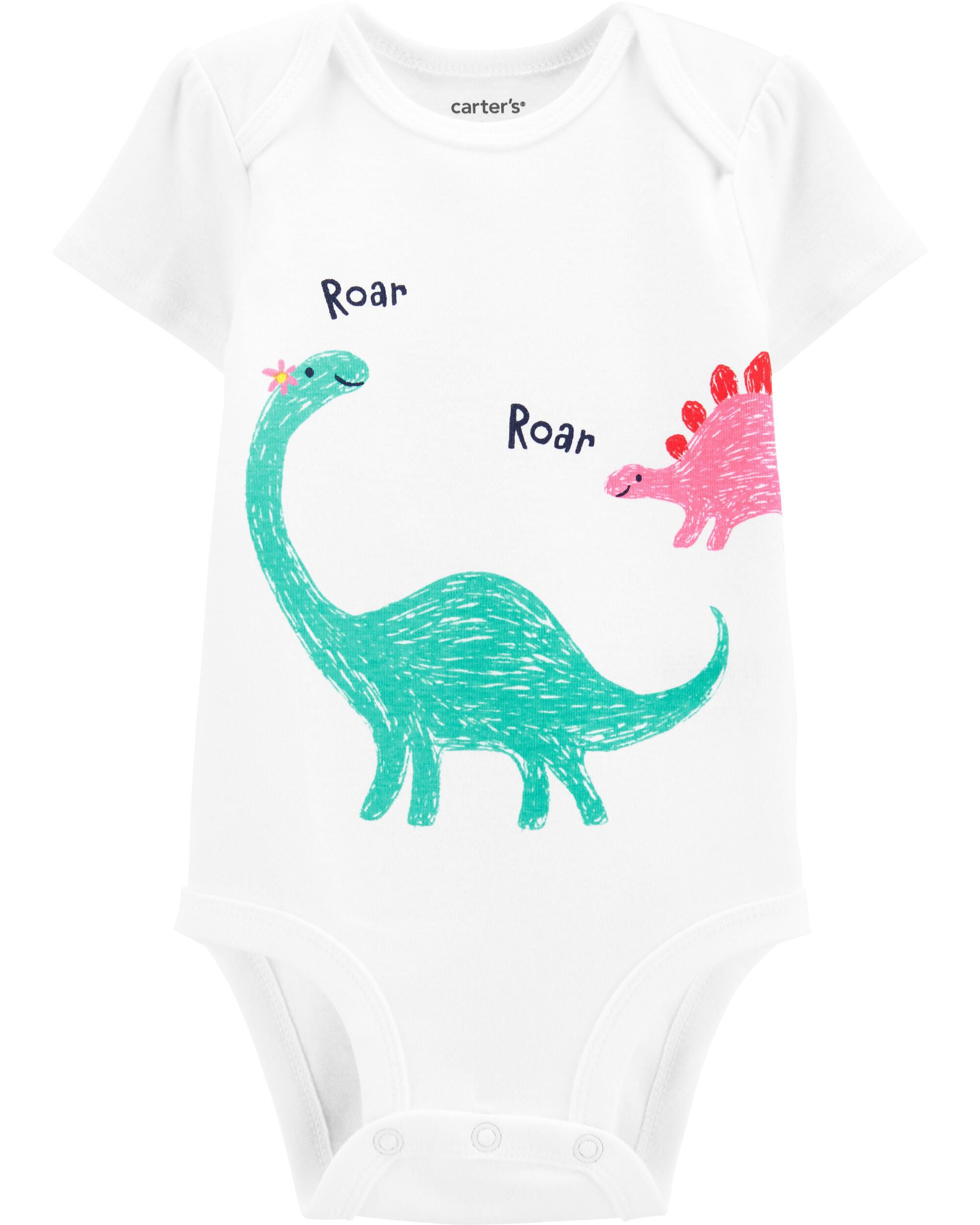*Clearance*  Dinosaurs Collectible Bodysuit