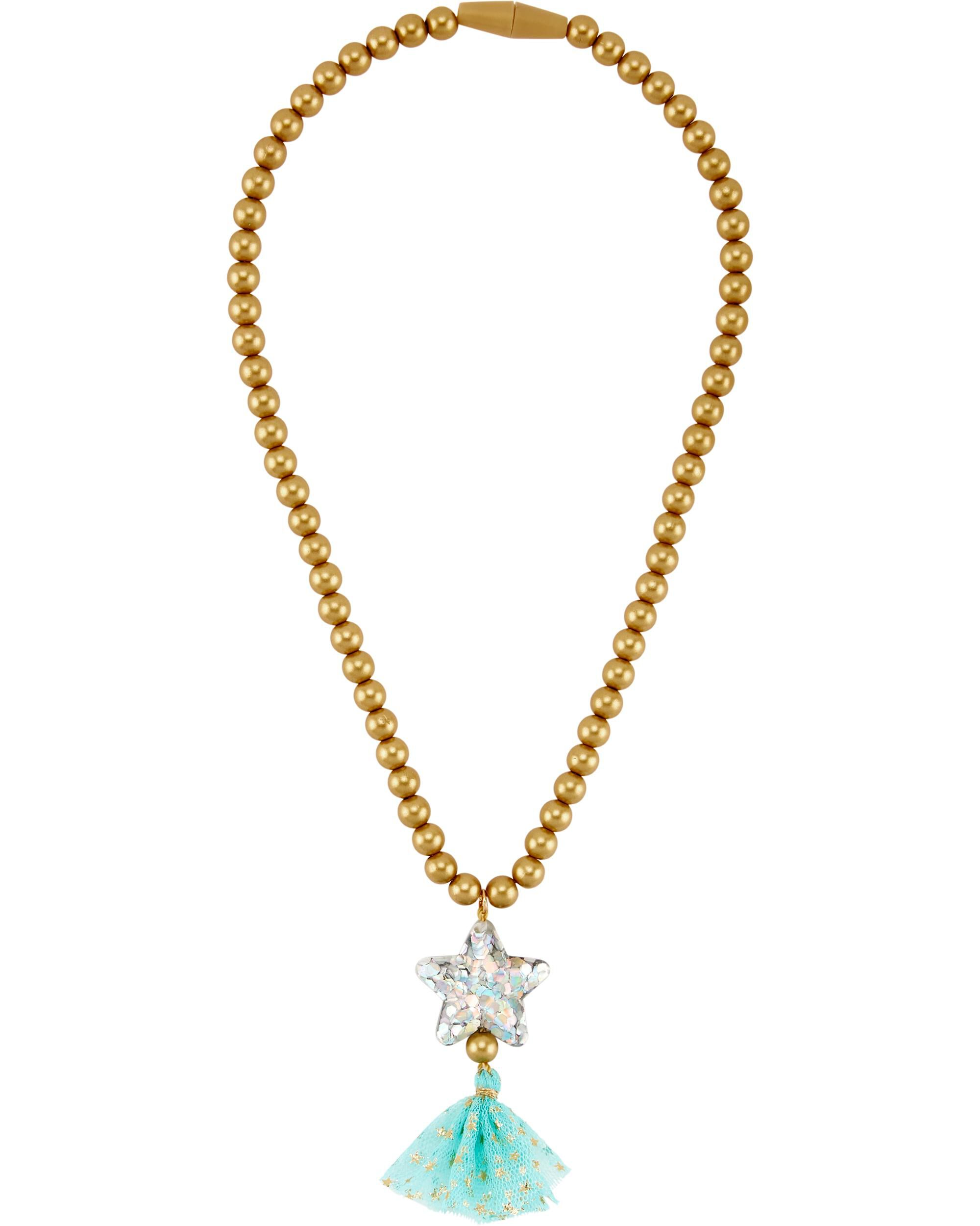 *Clearance*  Glitter Star Necklace