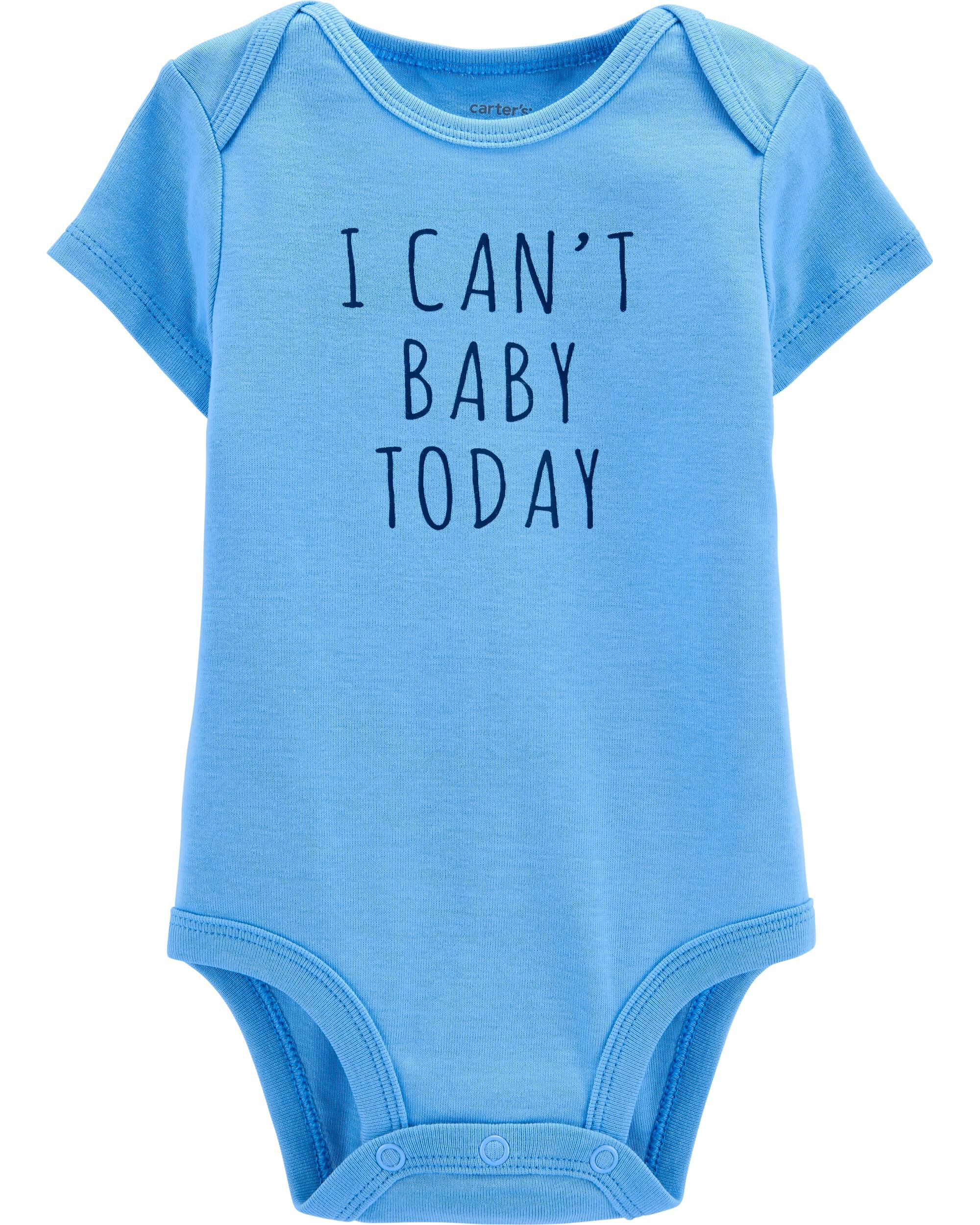 *Clearance*  Can't Baby Today Collectible Bodysu...