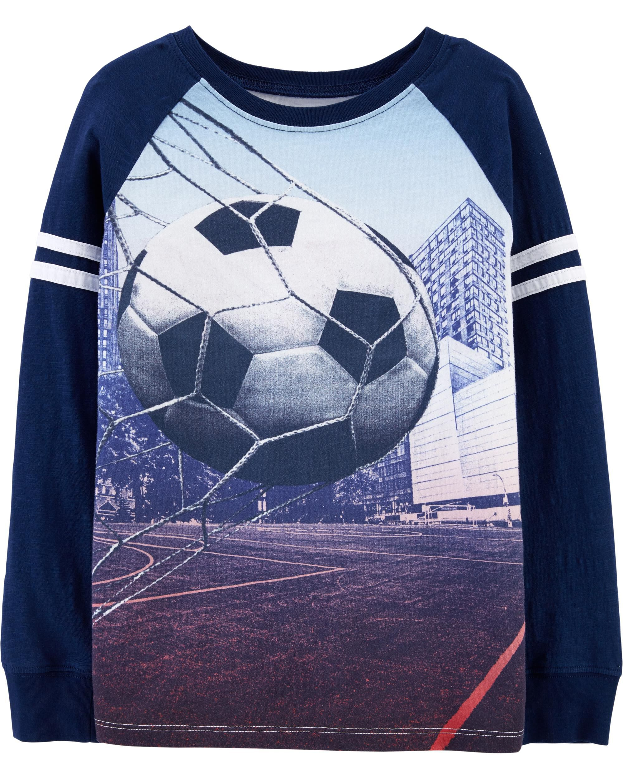 *Clearance*  Soccer Graphic Tee