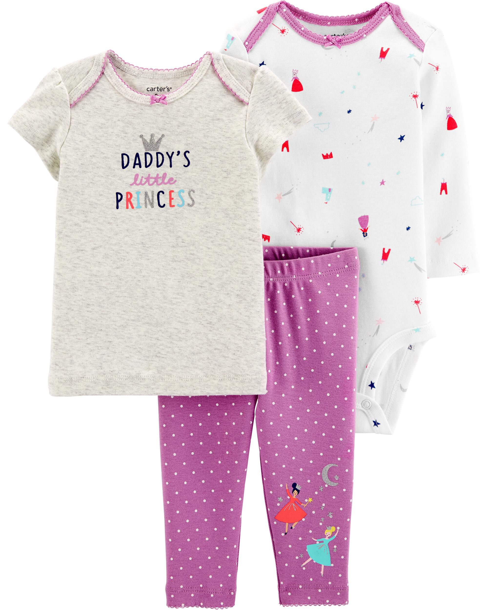 *Clearance*  3-Piece Princess Little Character S...