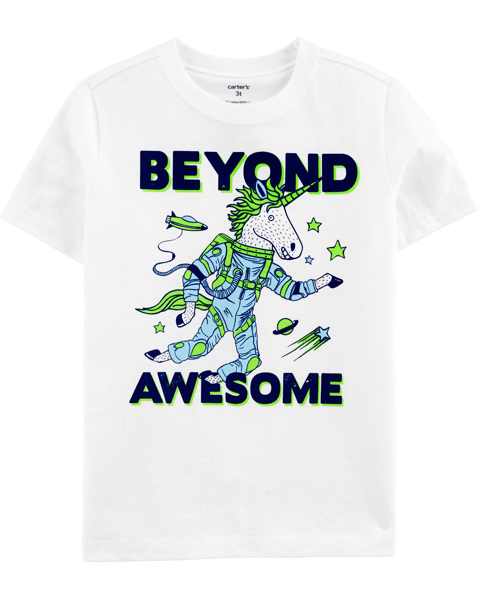 *Clearance*  Beyond Awesome Jersey Tee