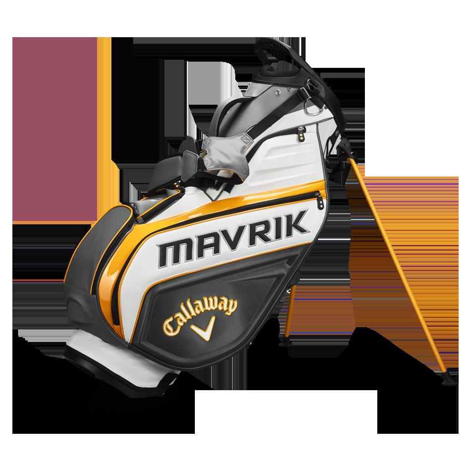MAVRIK Staff Double Strap Stand Bag - Featured