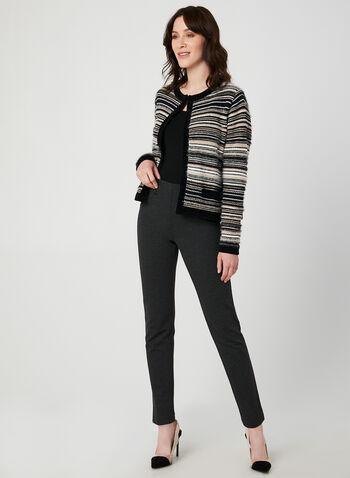 Alison Sheri - Tank Top, Black,  sleeveless, soft, stretchy, fall 2019, winter 2019