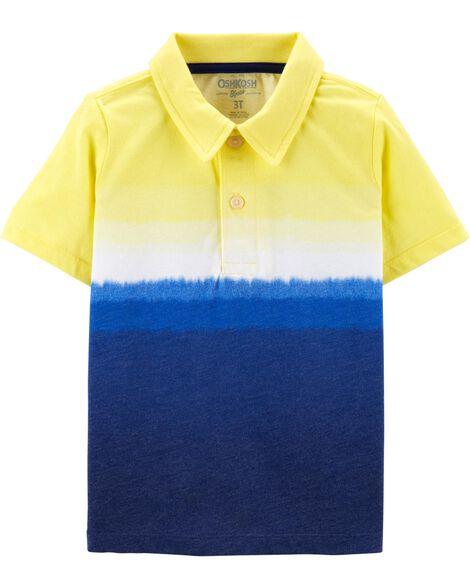 Tie Dye Polo by Oshkosh