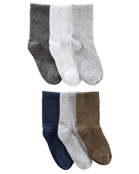 6 Pack Dress Socks by Oshkosh