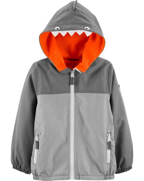 Mid Weight Shark Jacket by Oshkosh