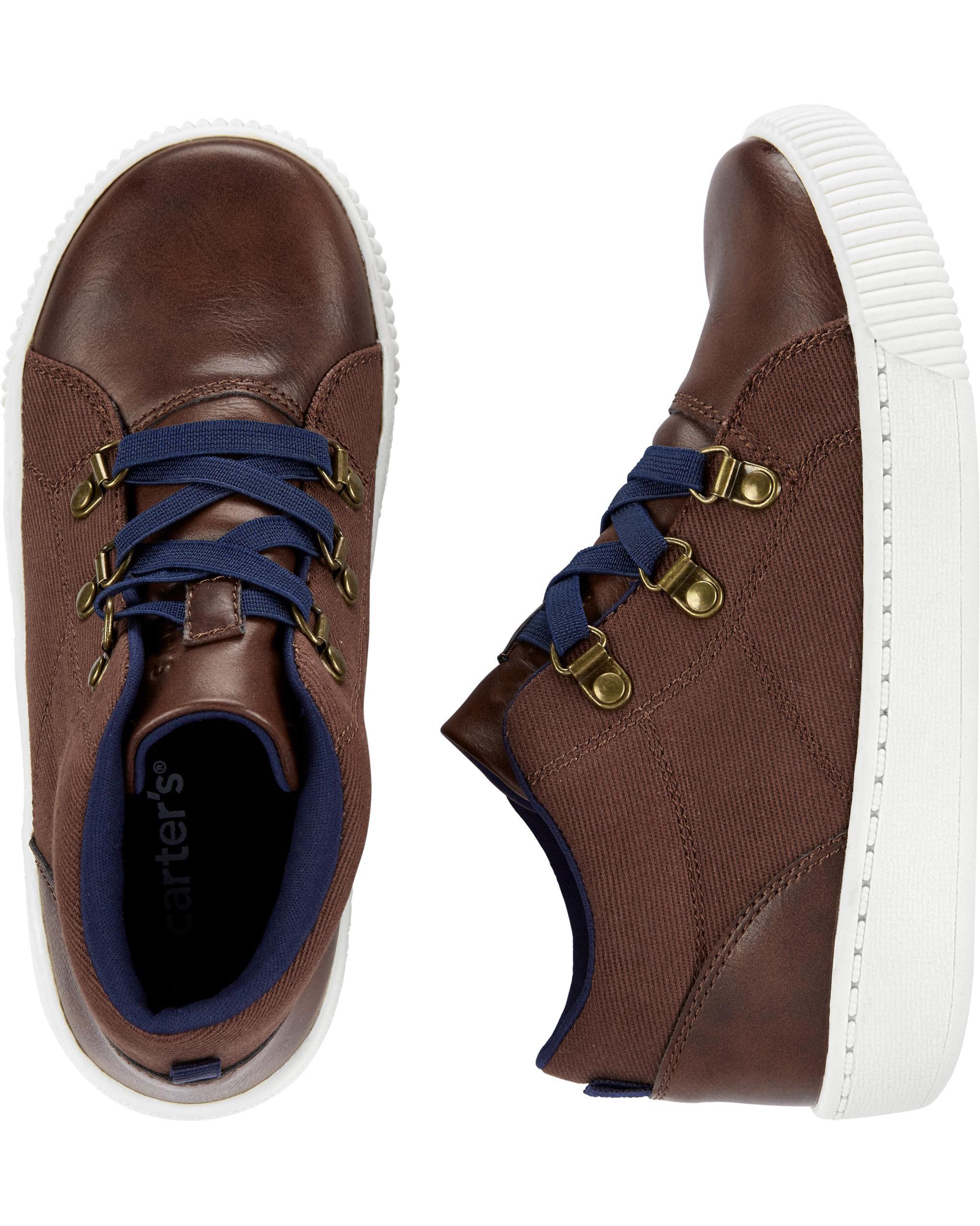 Oshkoshbgosh Carters High Top Sneakers